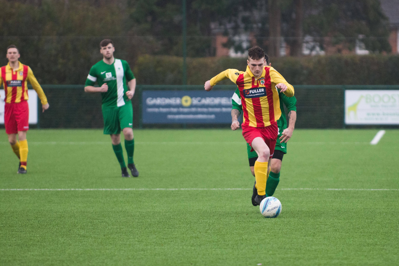 Lingfield FC vs Mile Oak FC 20.01.18 23