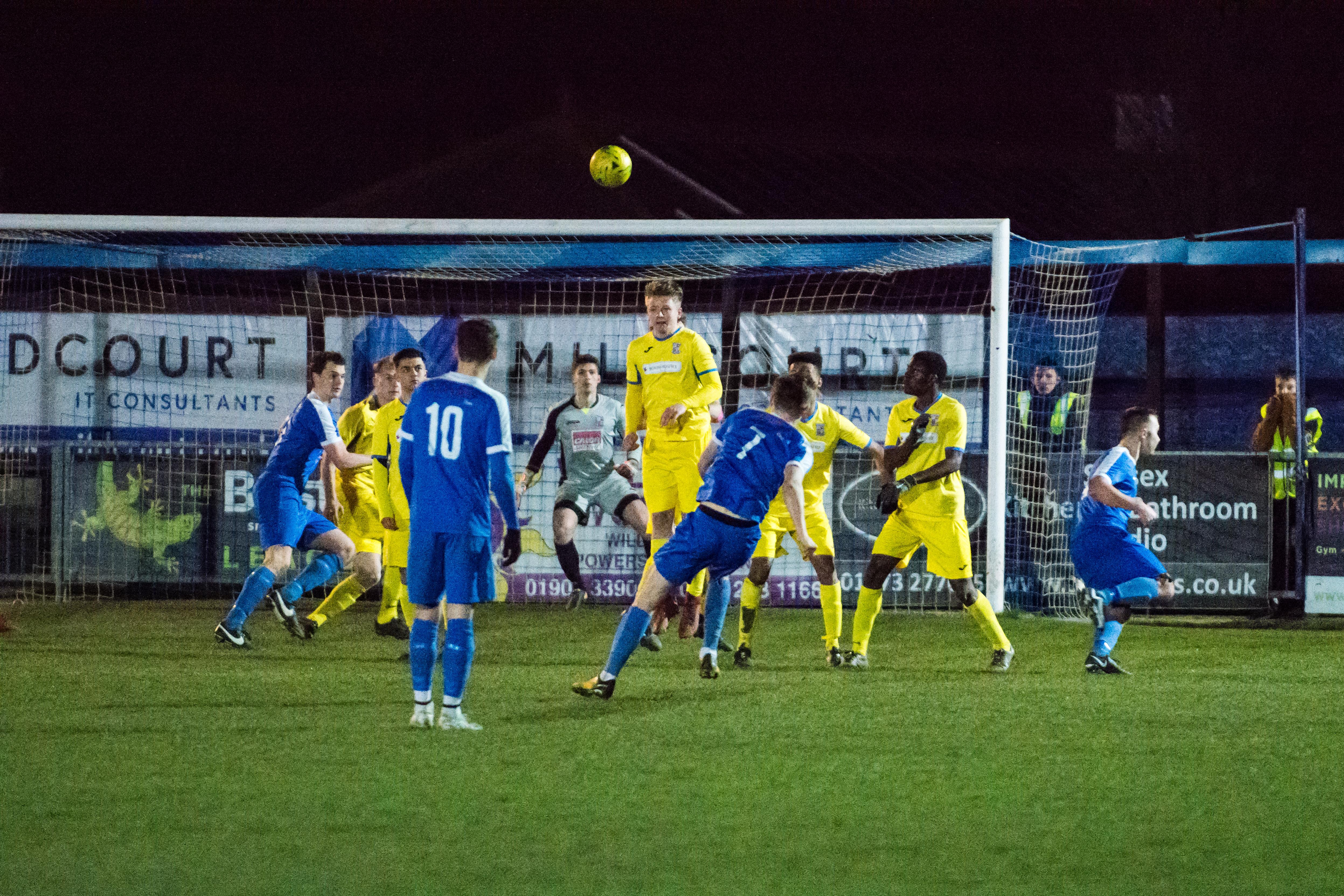 DAVID_JEFFERY Shoreham FC U18s vs Woking FC Academy 22.03.18 64