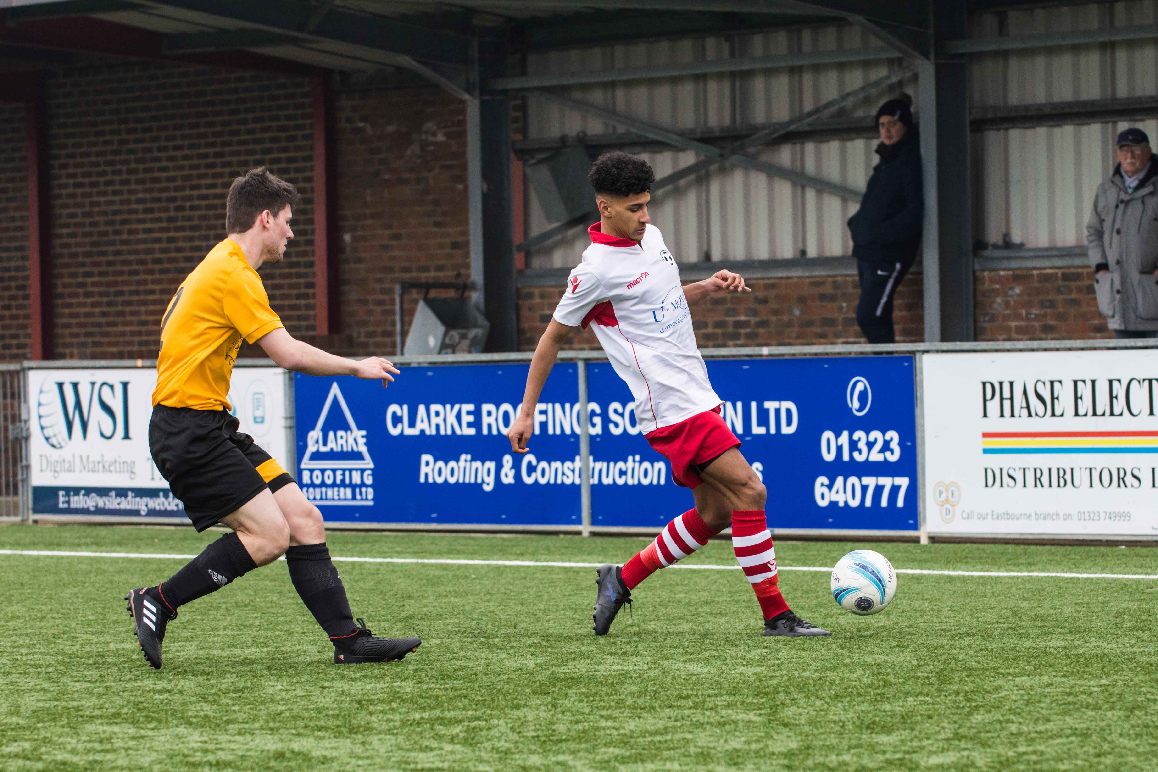 DAVID_JEFFERY Langney Wanderers FC vs Bexhill United FC 03.03.18 29