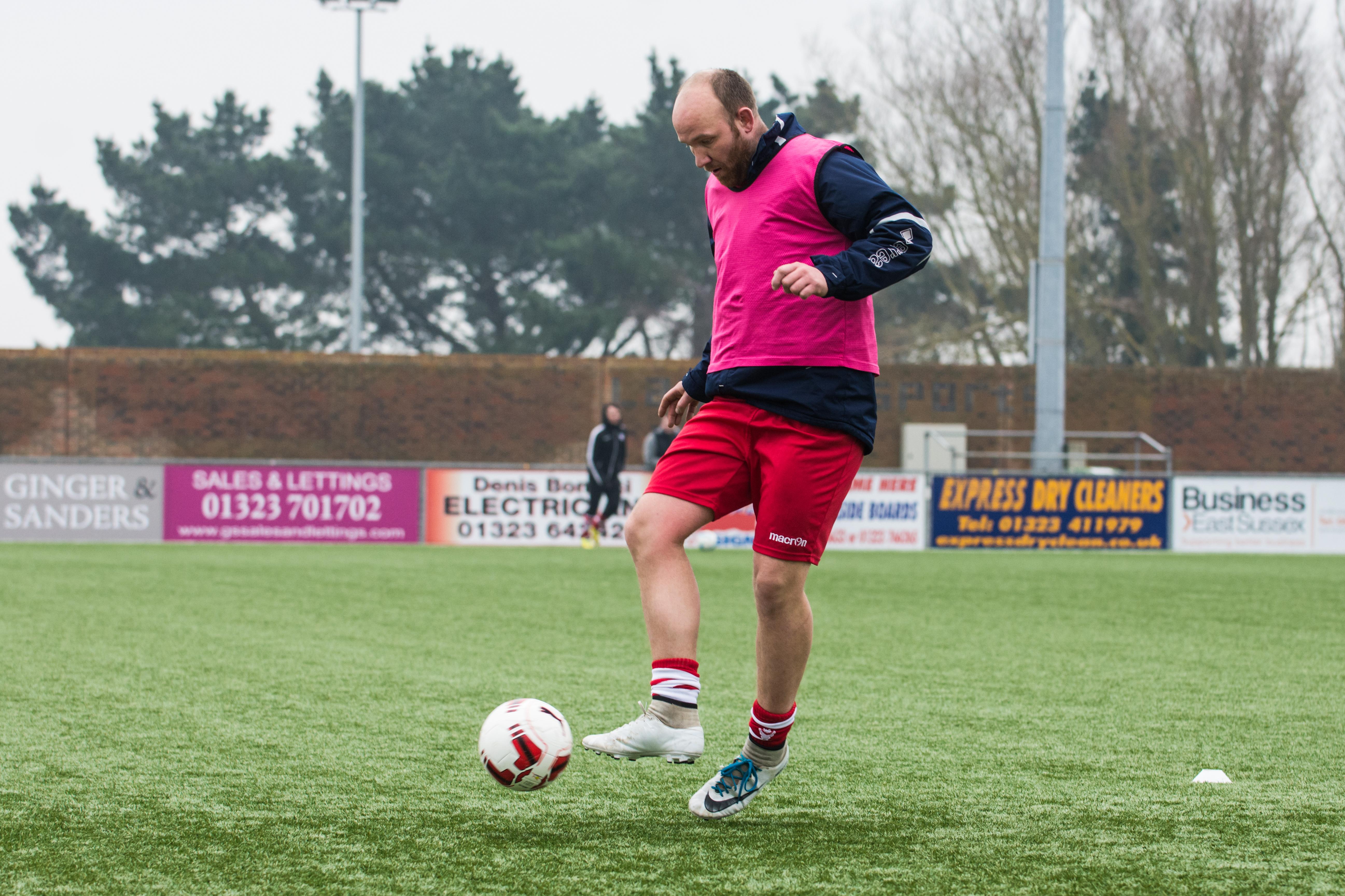 DAVID_JEFFERY Langney Wanderers FC vs Bexhill United FC 03.03.18 19