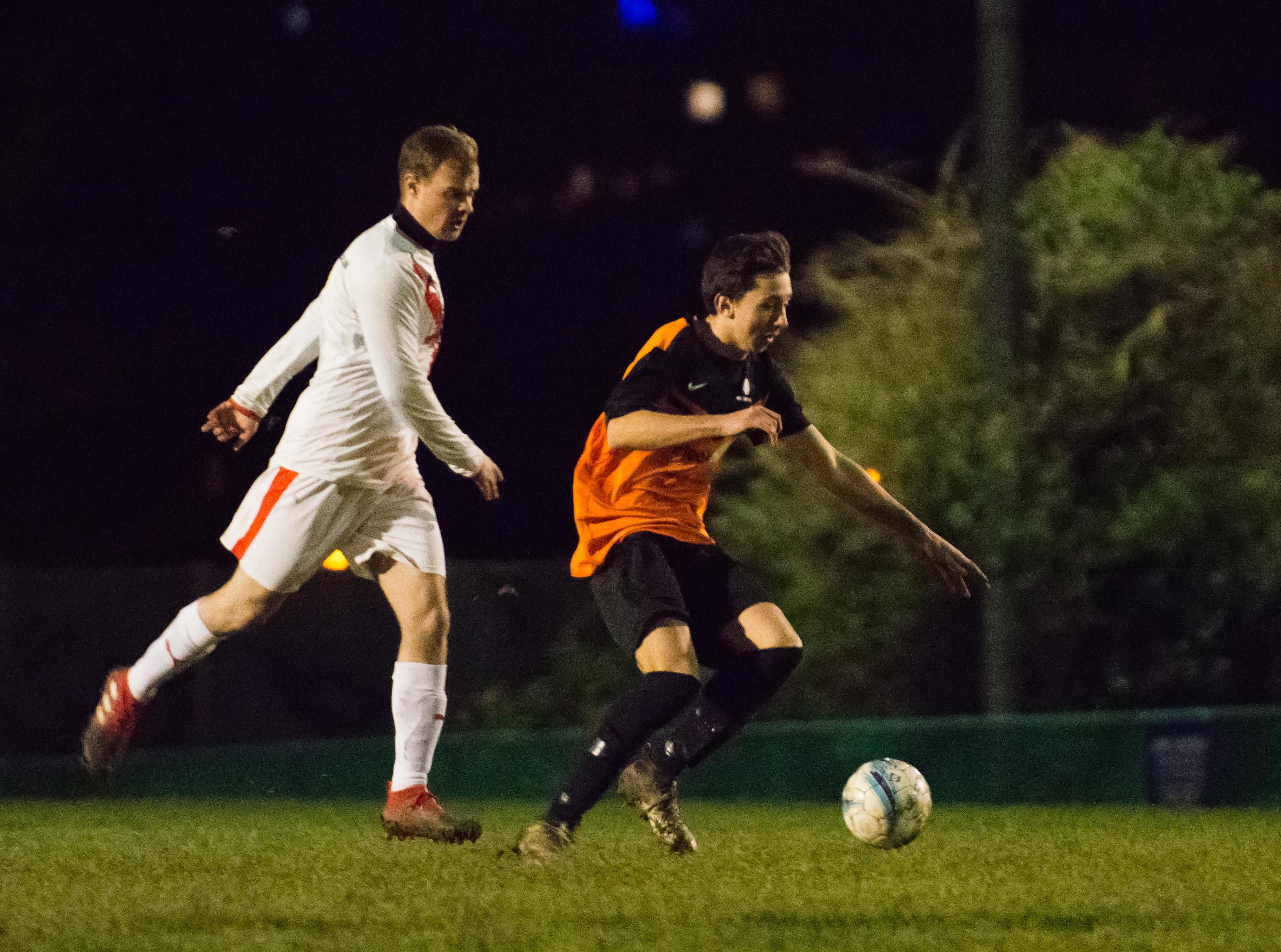 Mile Oak U21s vs Southwick FC U21s 14.12.17 04