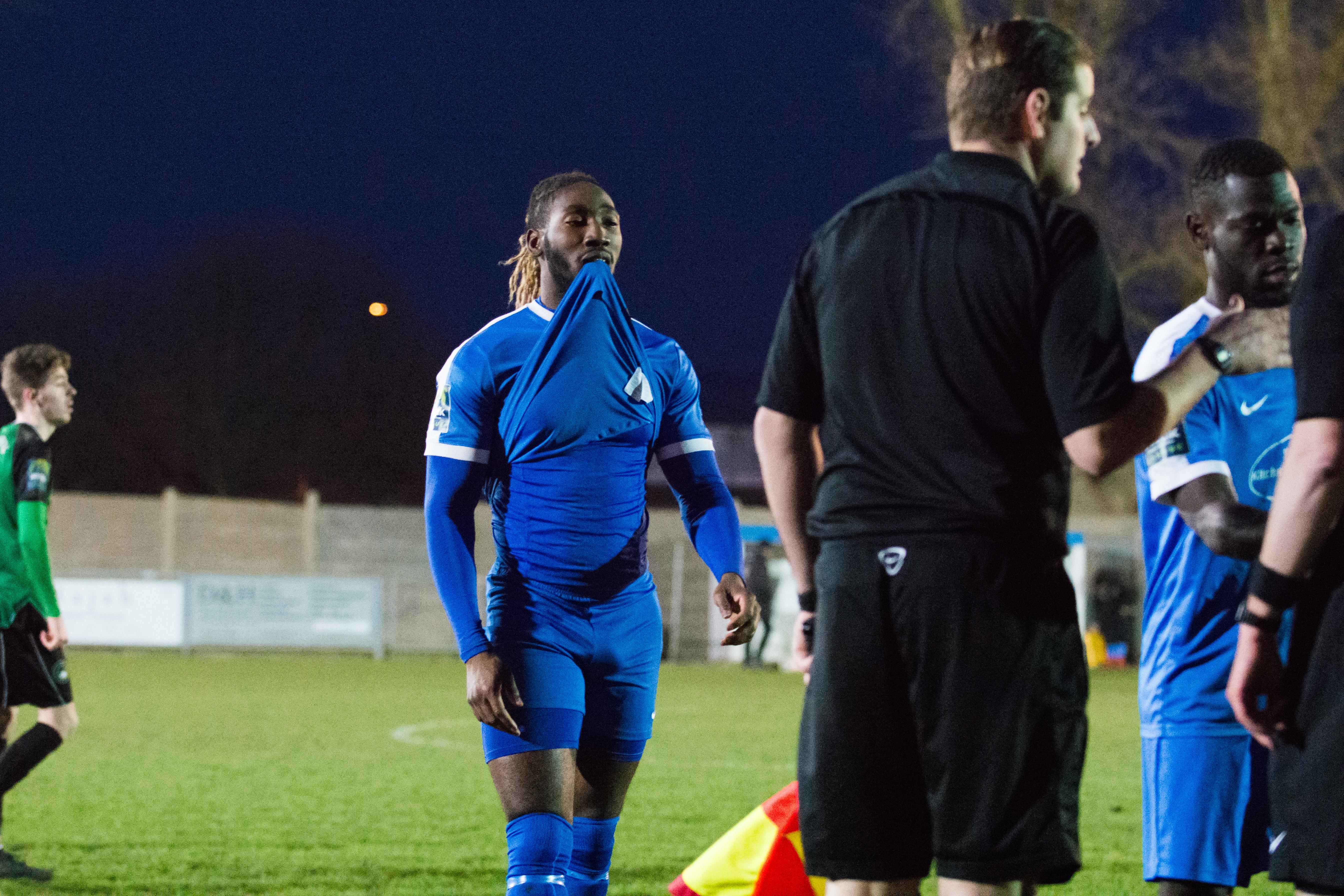 Shoreham FC vs Phoenix Sports 13.01.18 55