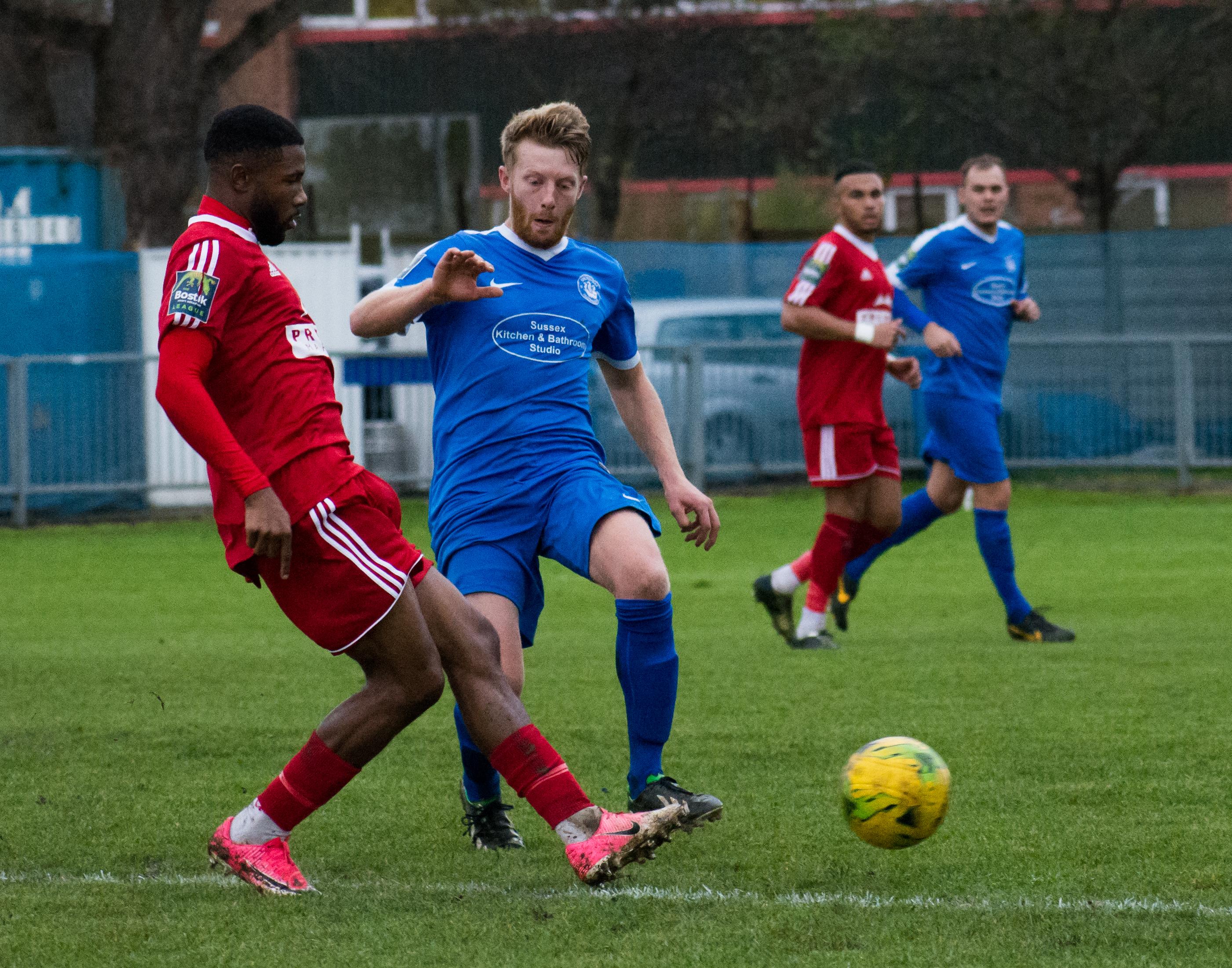 Shoreham FC vs Hythe Town 11.11.17 51