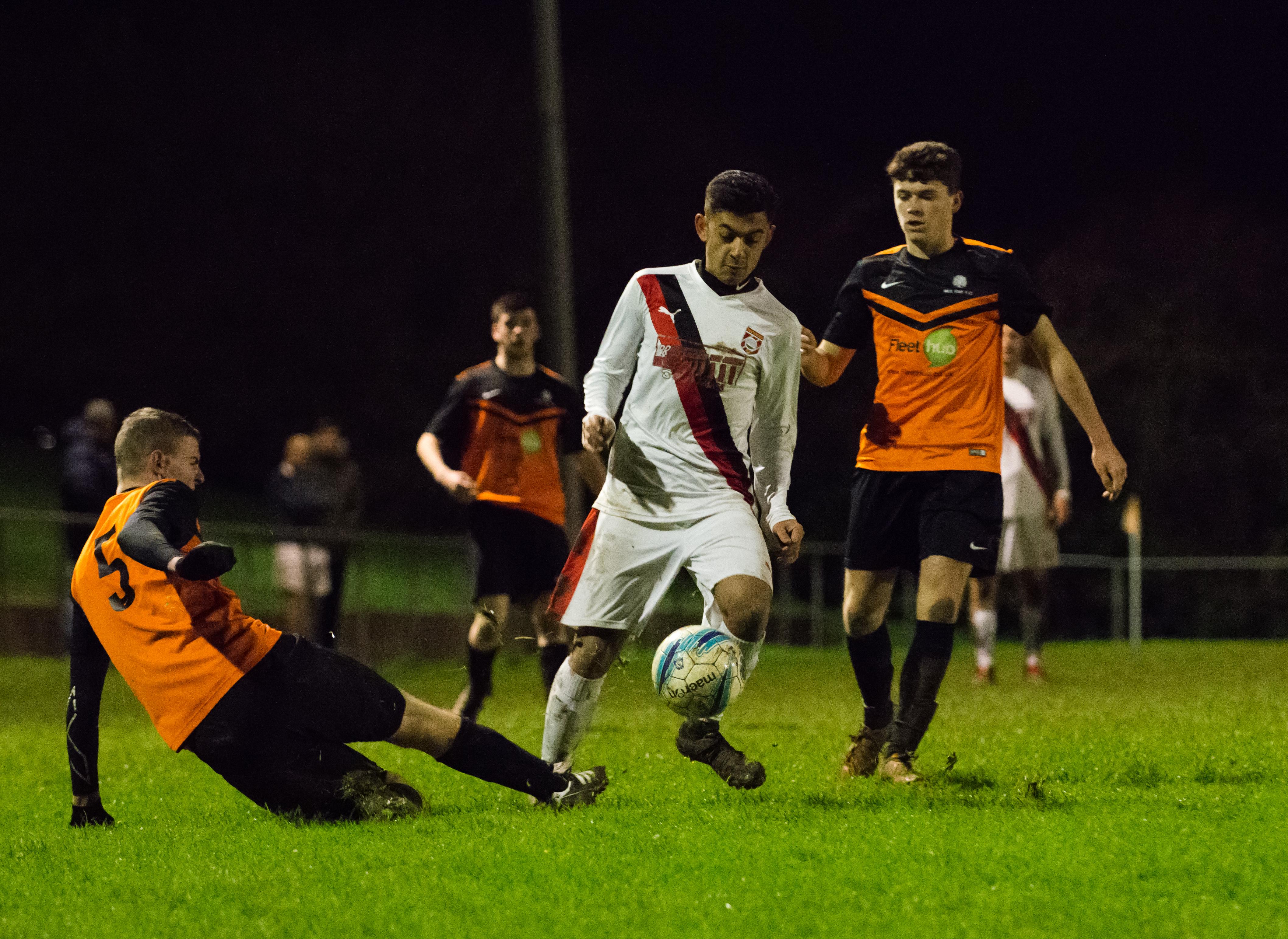Mile Oak U21s vs Southwick FC U21s 14.12.17 24