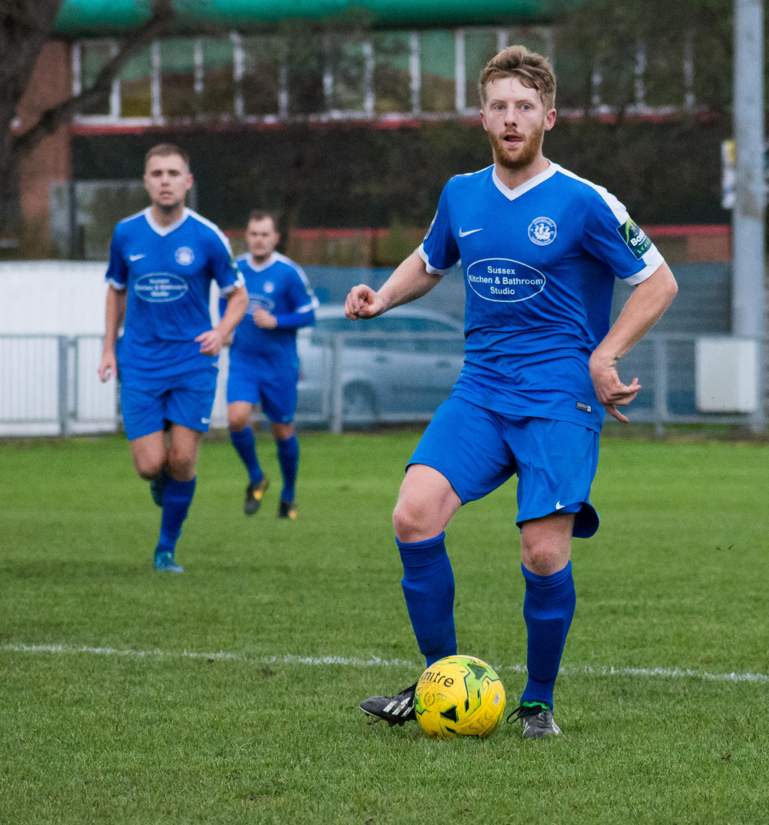 Shoreham FC vs Hythe Town 11.11.17 37