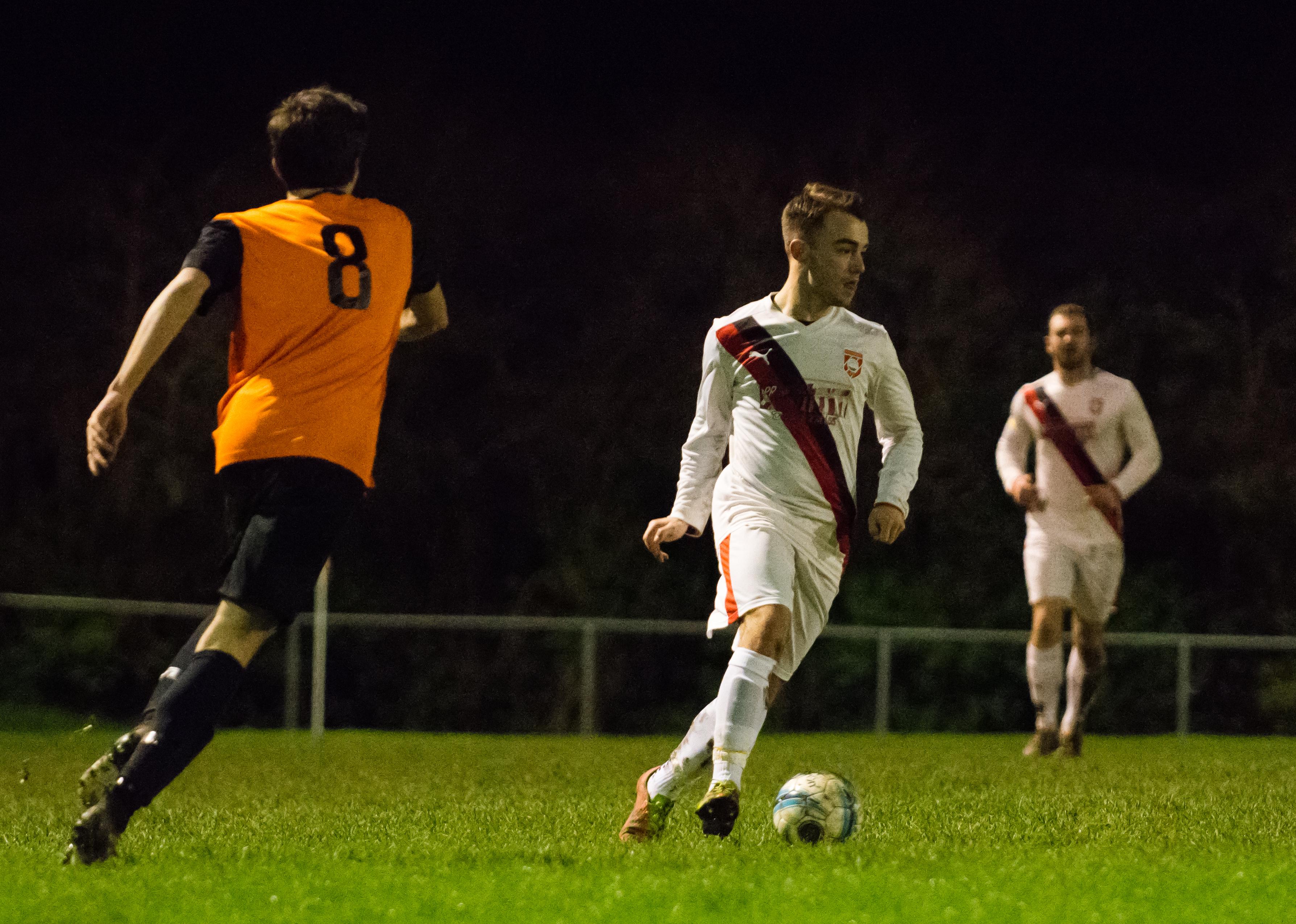 Mile Oak U21s vs Southwick FC U21s 14.12.17 12