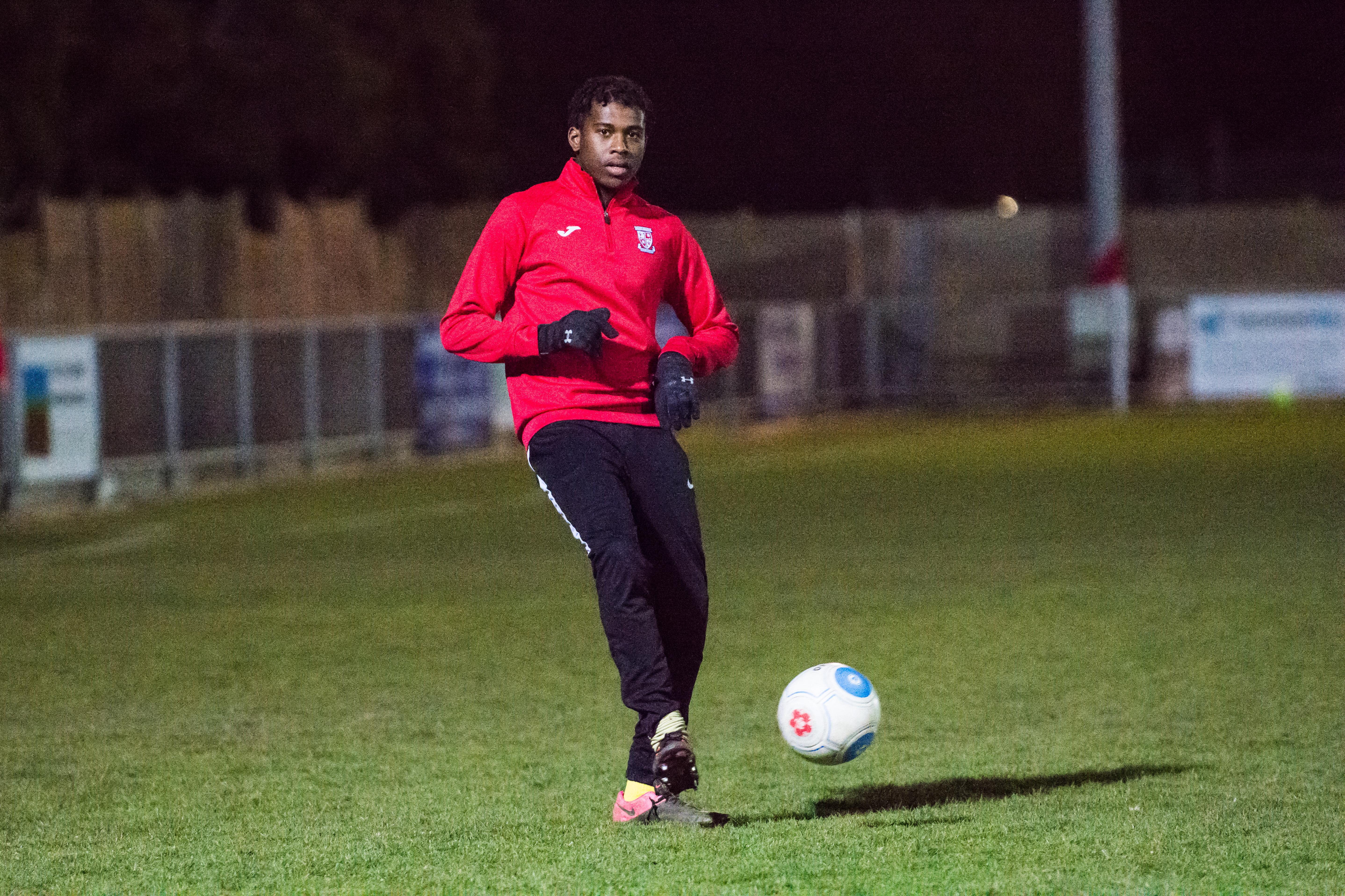 DAVID_JEFFERY Shoreham FC U18s vs Woking FC Academy 22.03.18 10