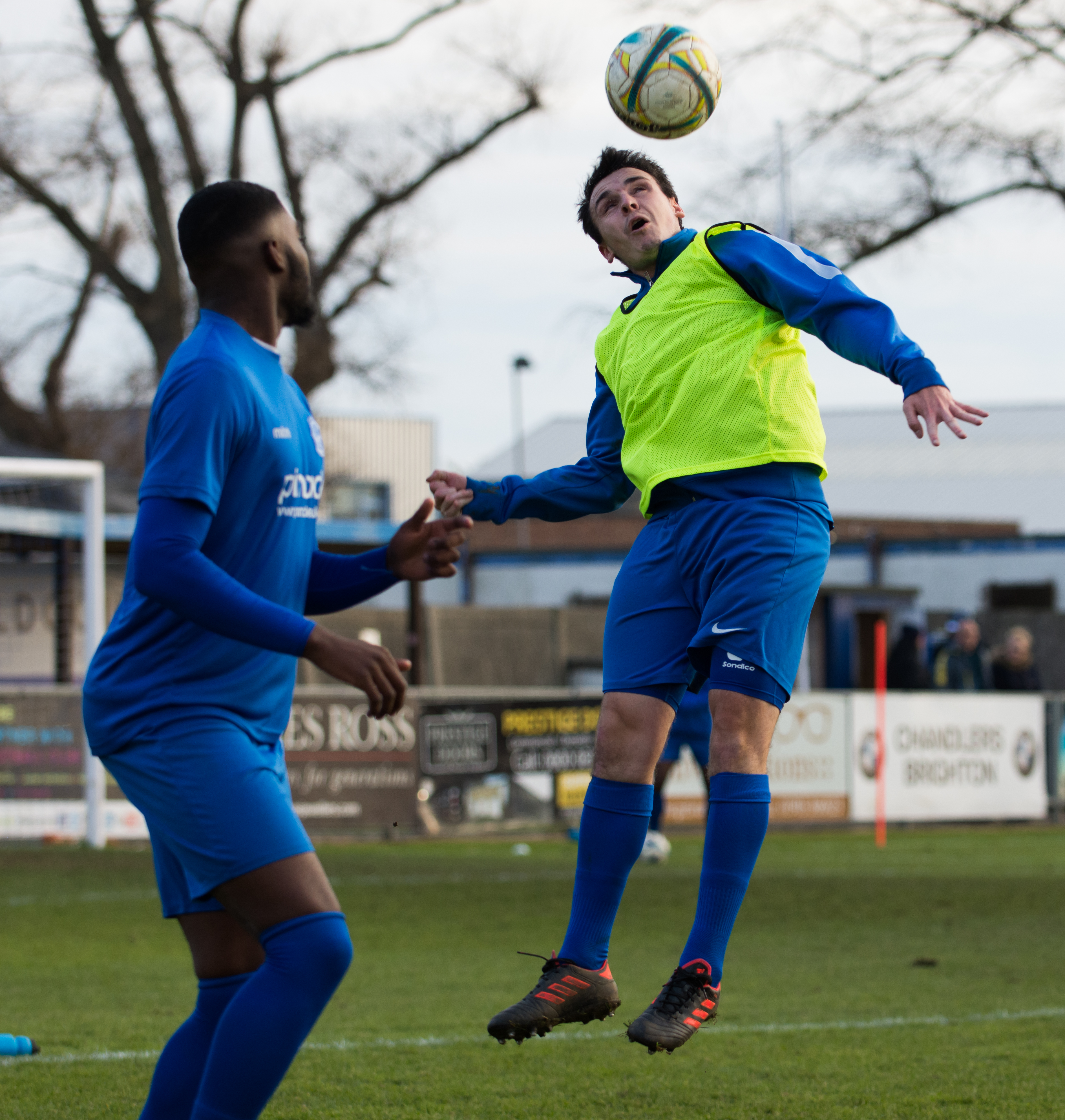 Shoreham FC vs Molesey FC 02.12.17 30