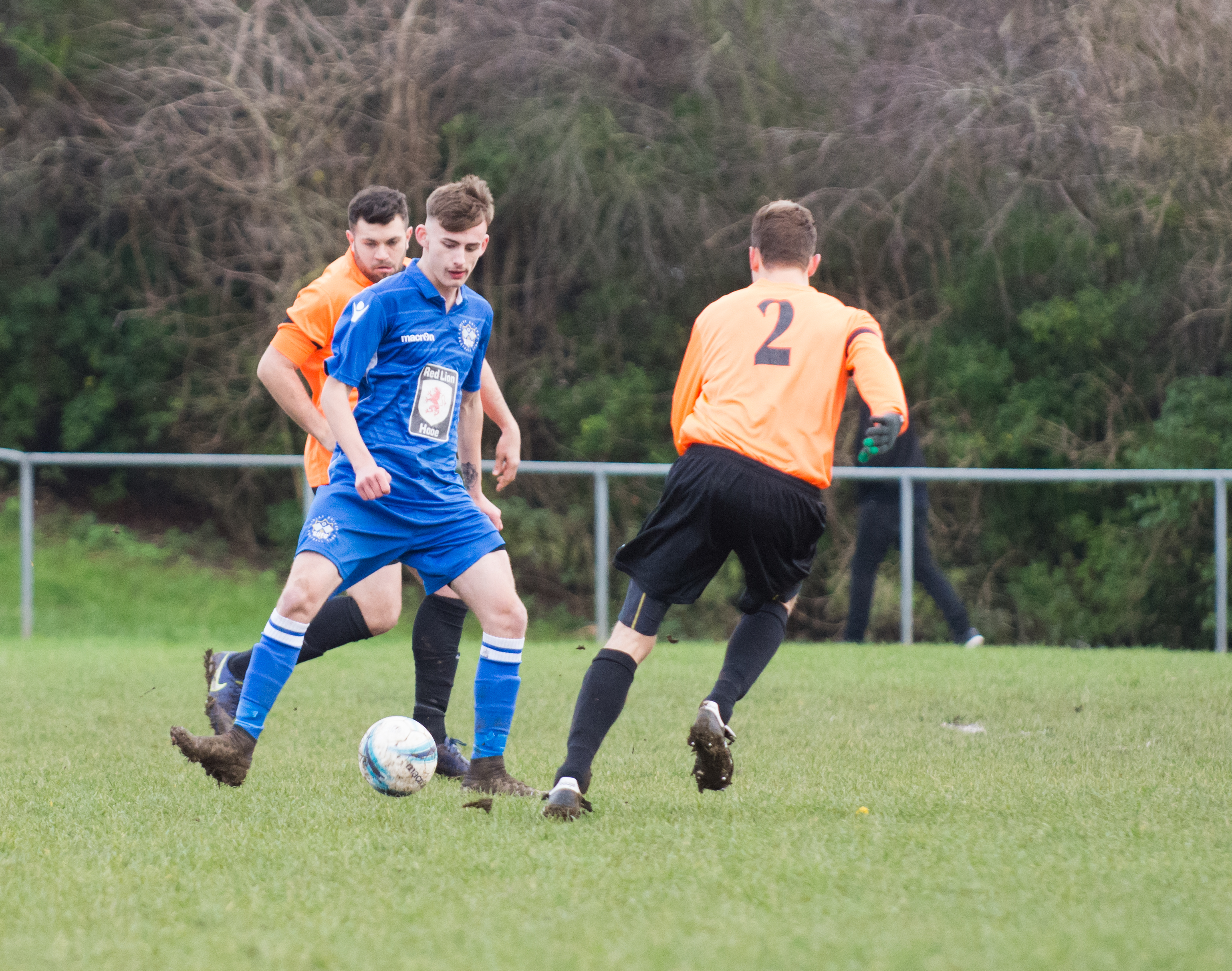 Mile Oak Res vs Sidley United 09.12.17 03