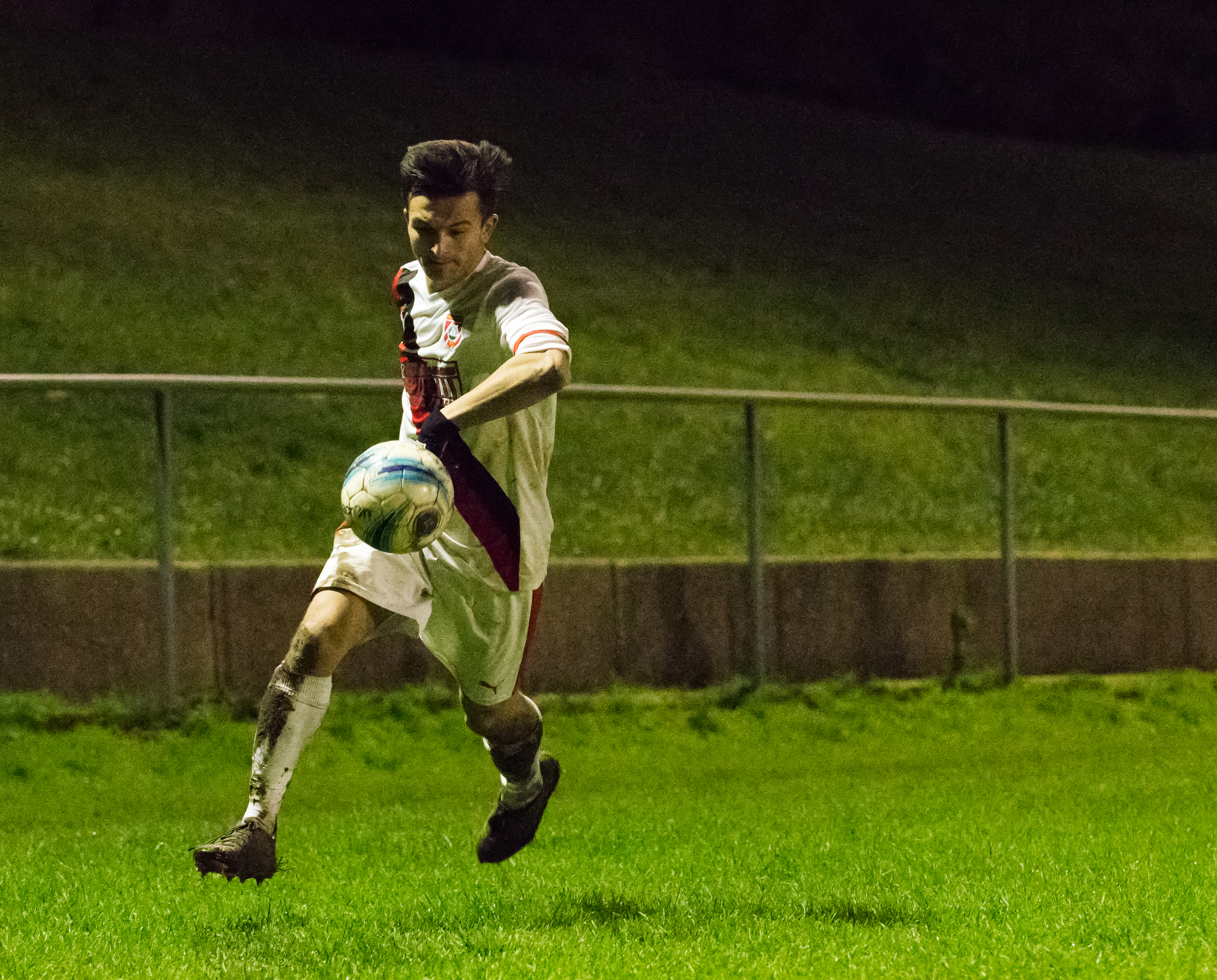 Mile Oak U21s vs Southwick FC U21s 14.12.17 14