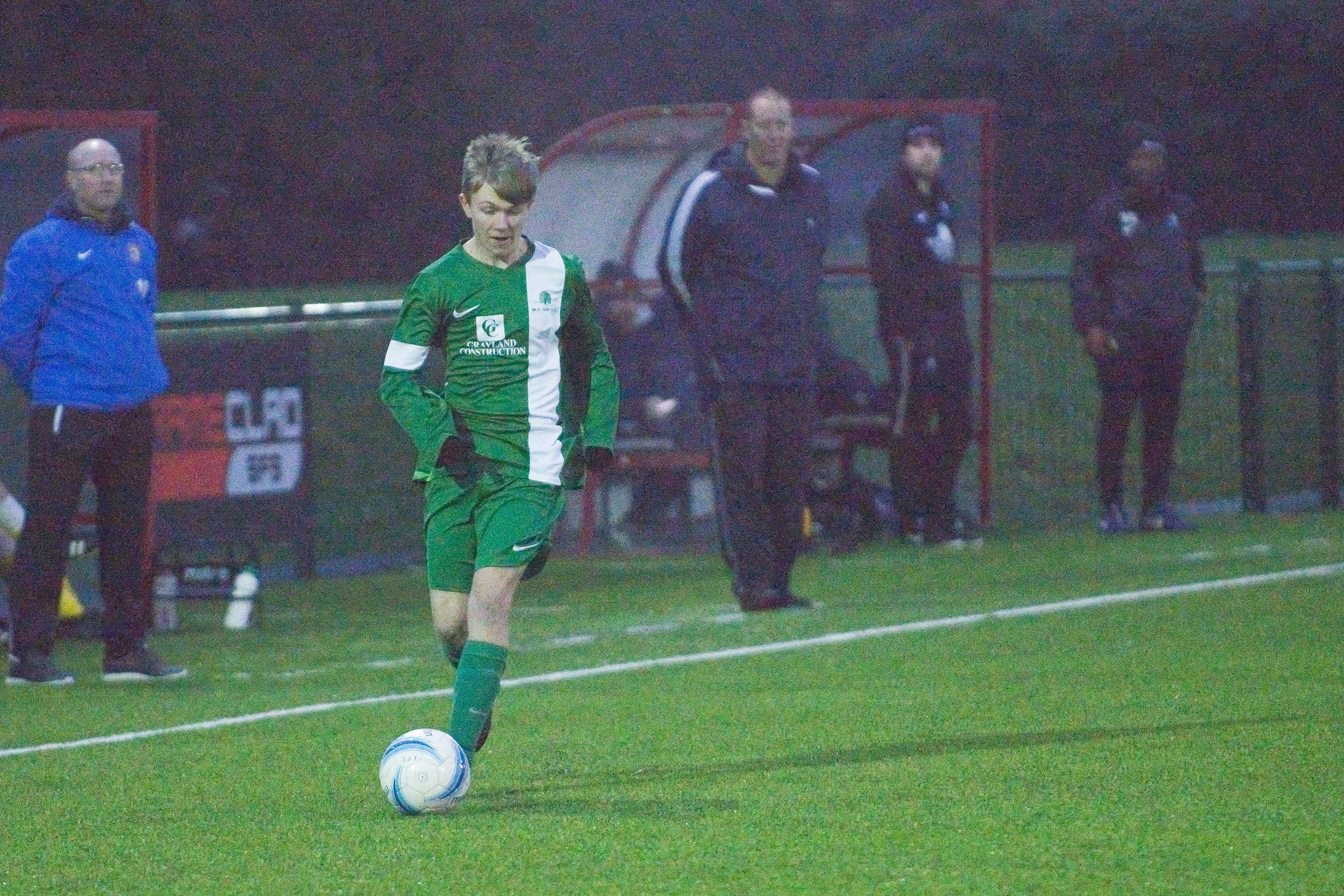 Lingfield FC vs Mile Oak FC 20.01.18 36