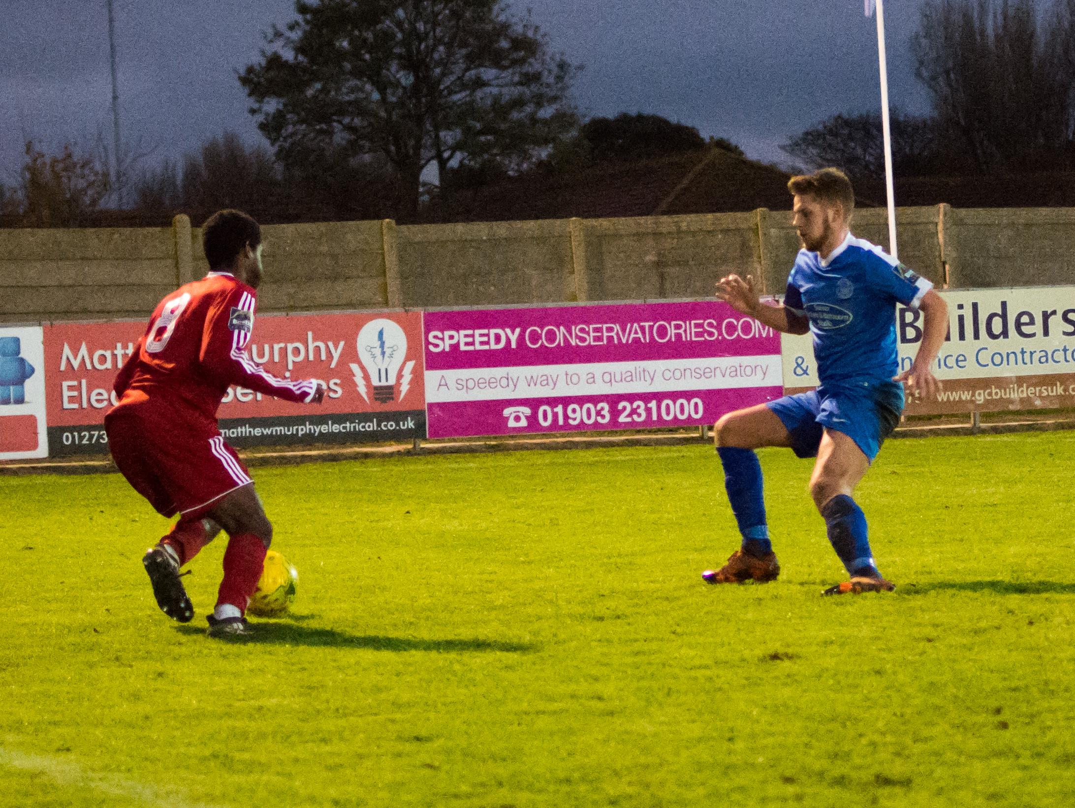 Shoreham FC vs Hythe Town 11.11.17 85