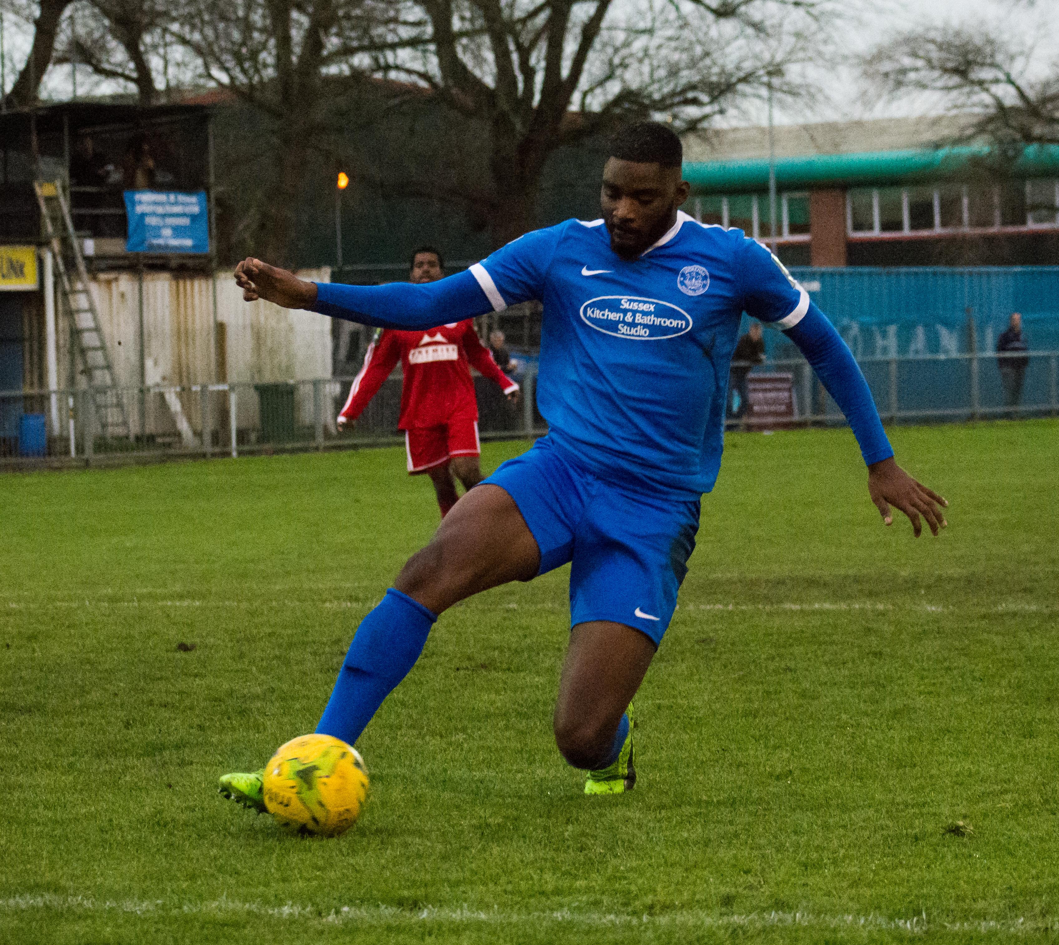 Shoreham FC vs Hythe Town 11.11.17 64