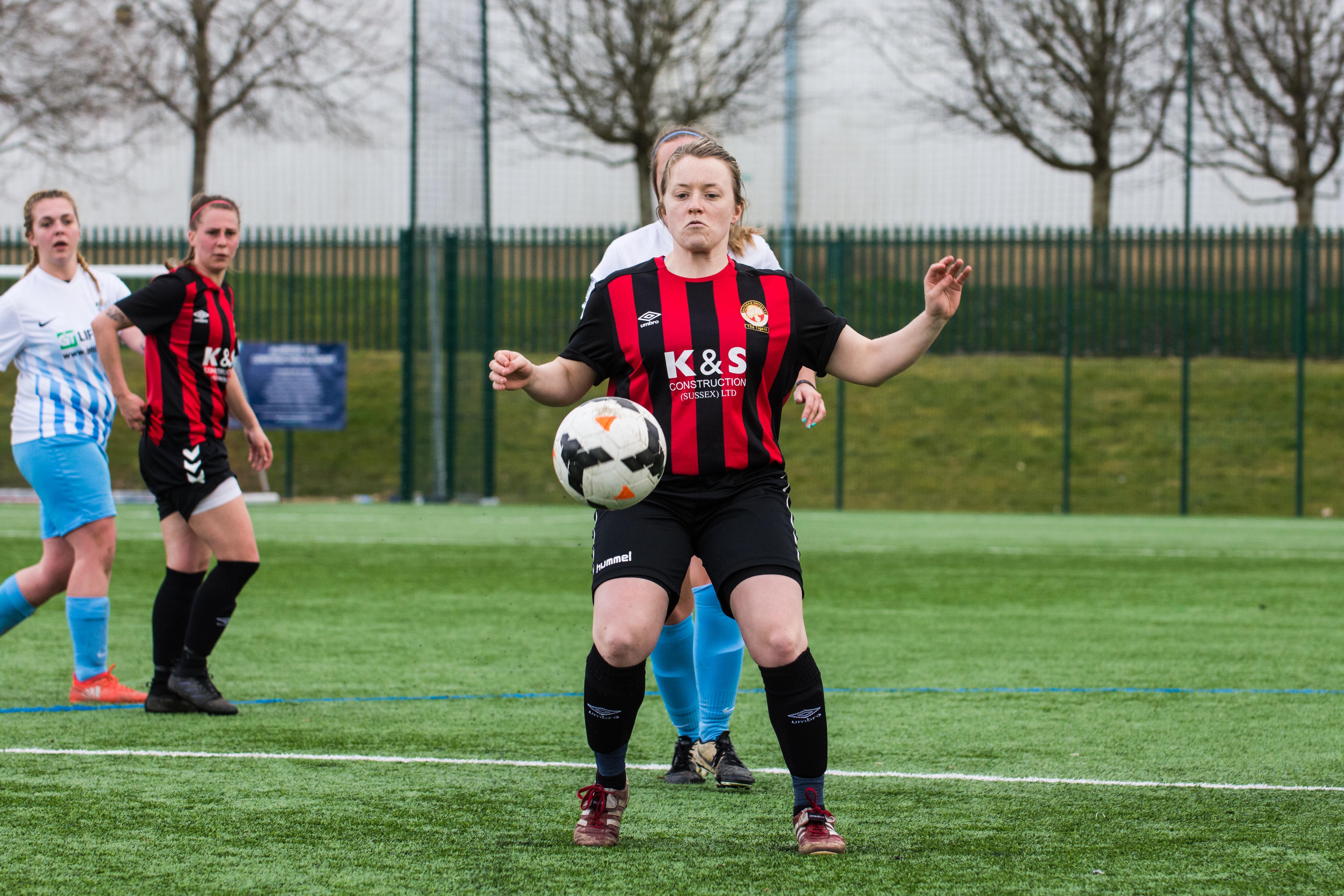 DAVID_JEFFERY Saltdean Utd Ladies FC vs Worthing Utd Ladies FC 11.03.18 42