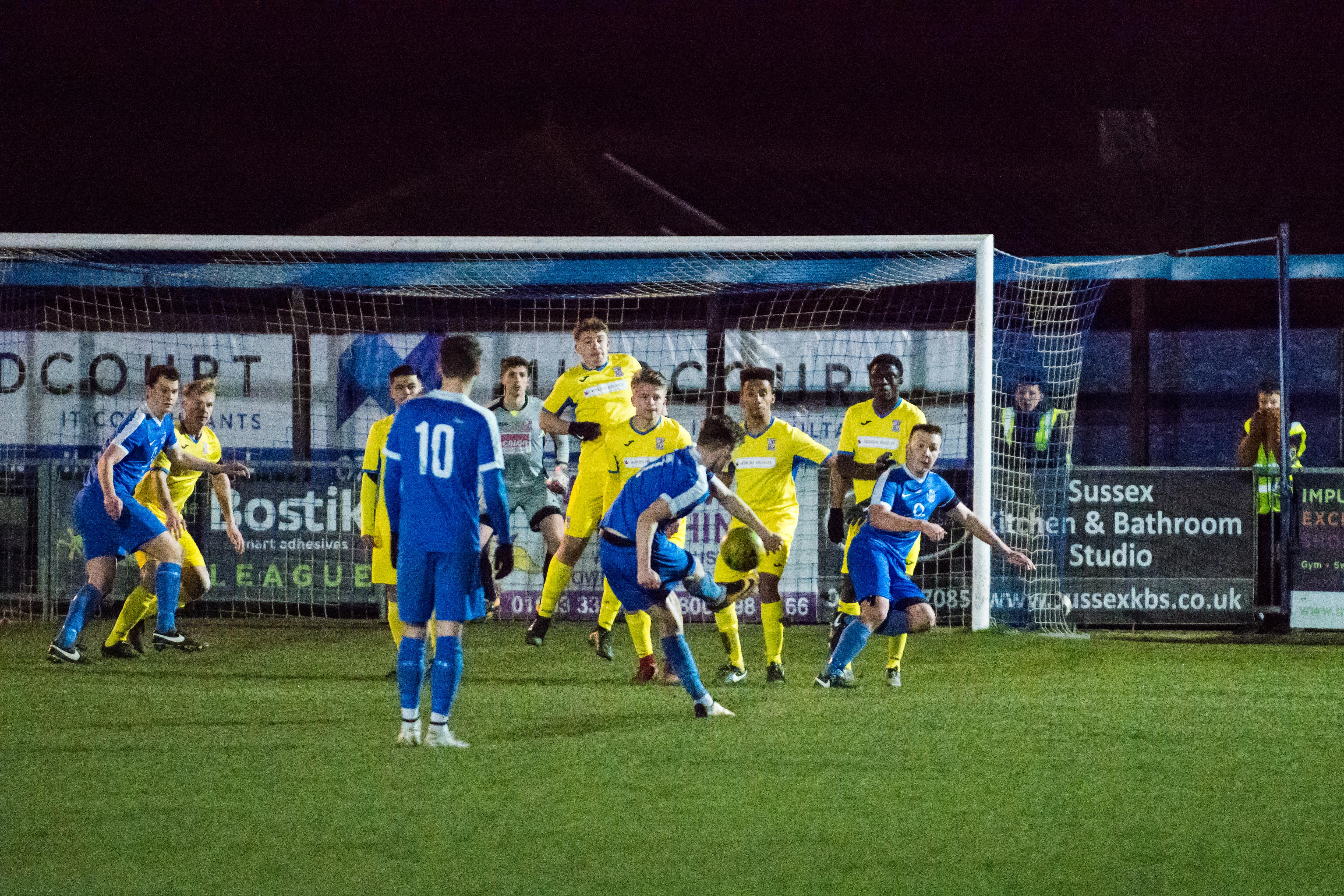 DAVID_JEFFERY Shoreham FC U18s vs Woking FC Academy 22.03.18 63