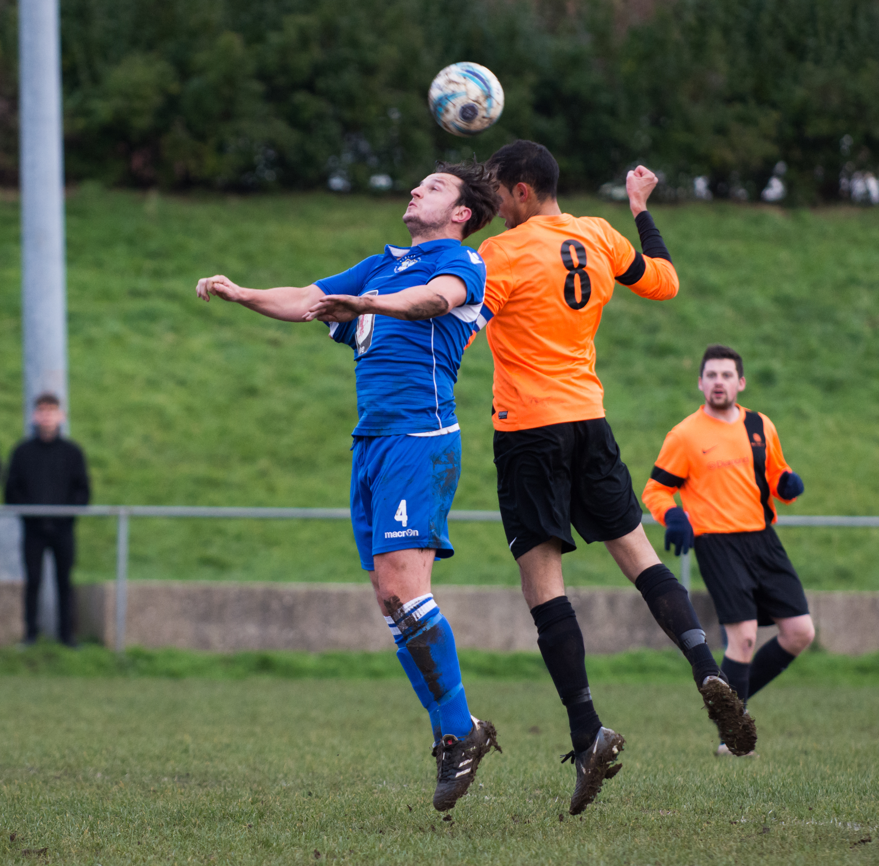 Mile Oak Res vs Sidley United 09.12.17 10