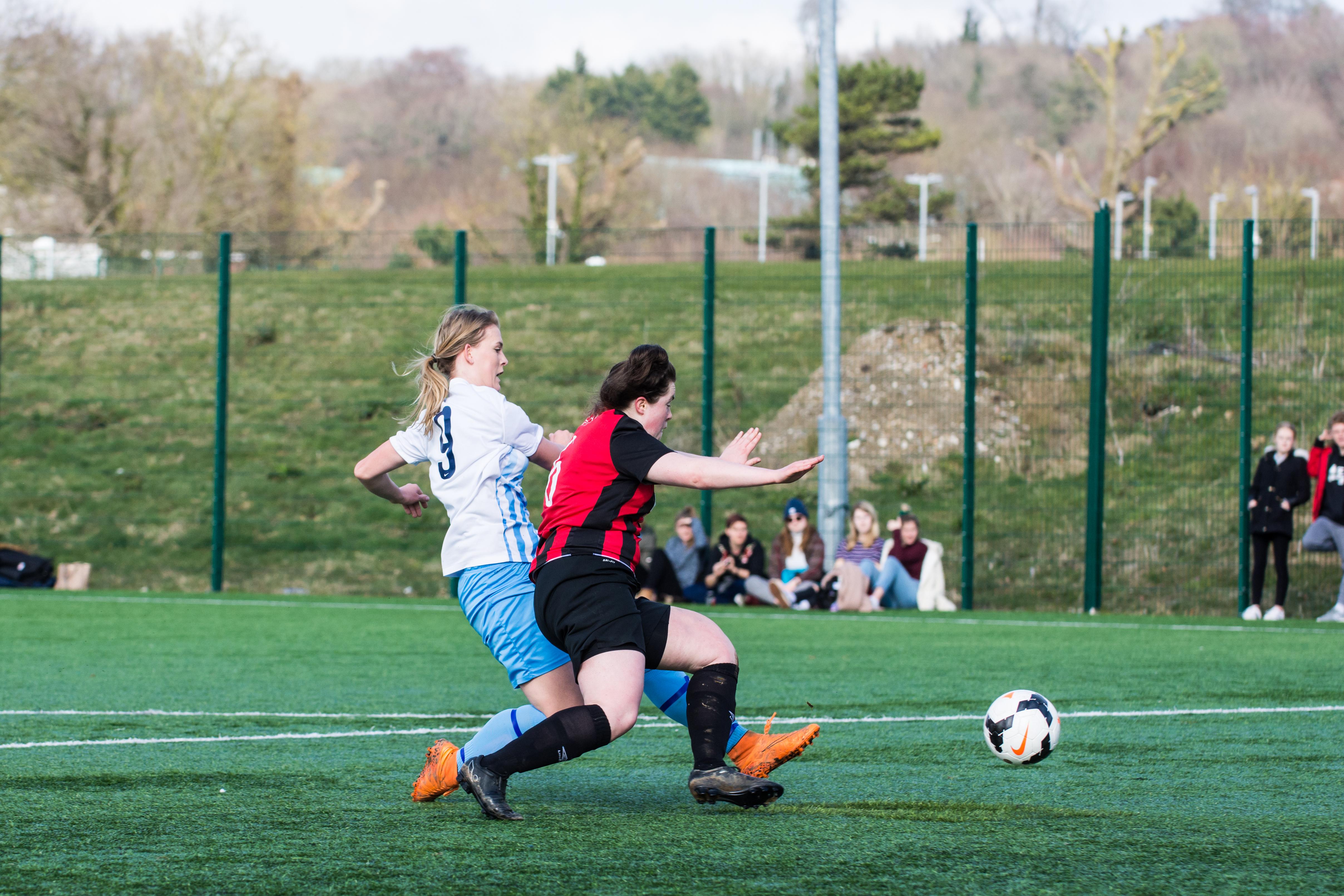 DAVID_JEFFERY Saltdean Utd Ladies FC vs Worthing Utd Ladies FC 11.03.18 13
