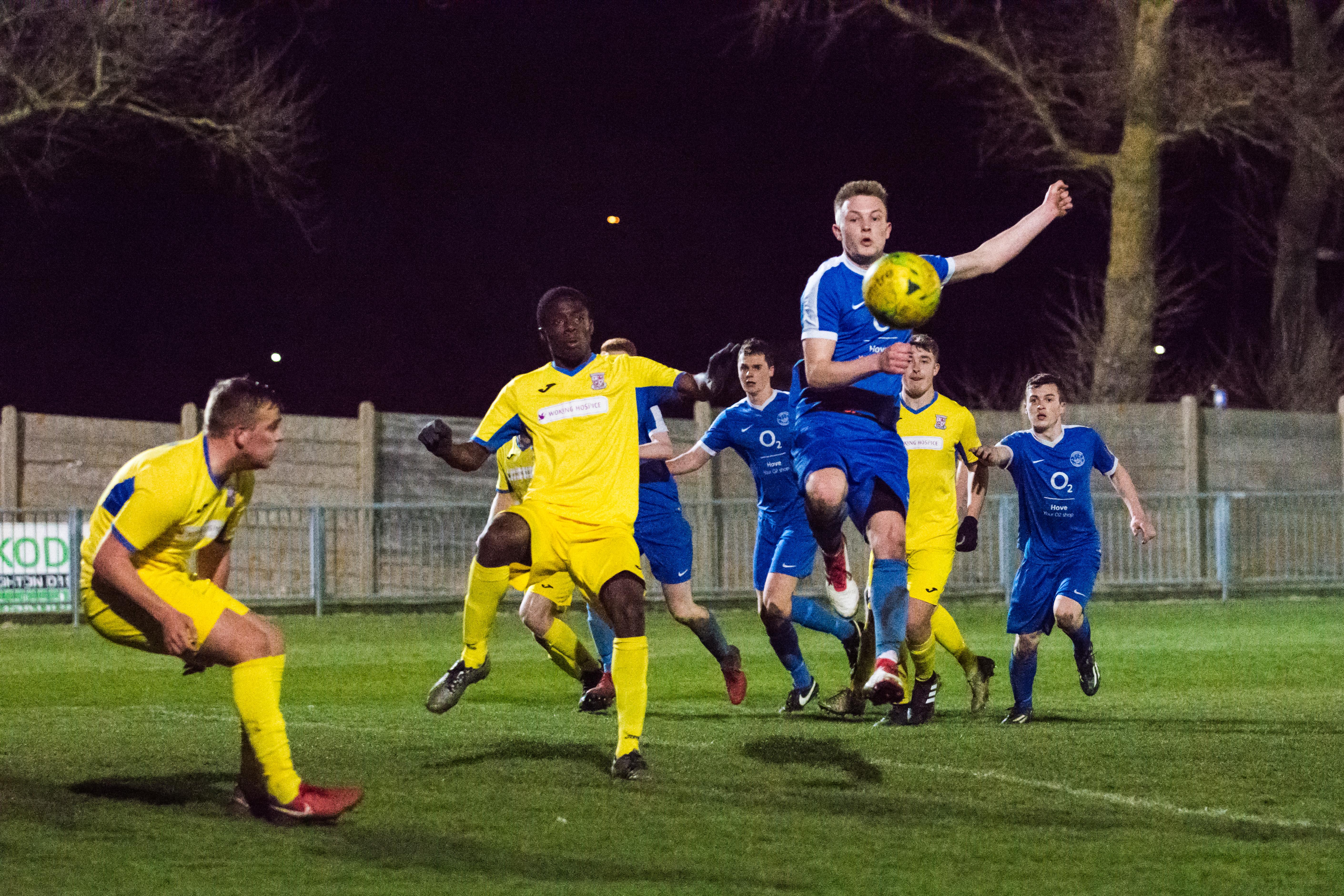 DAVID_JEFFERY Shoreham FC U18s vs Woking FC Academy 22.03.18 39