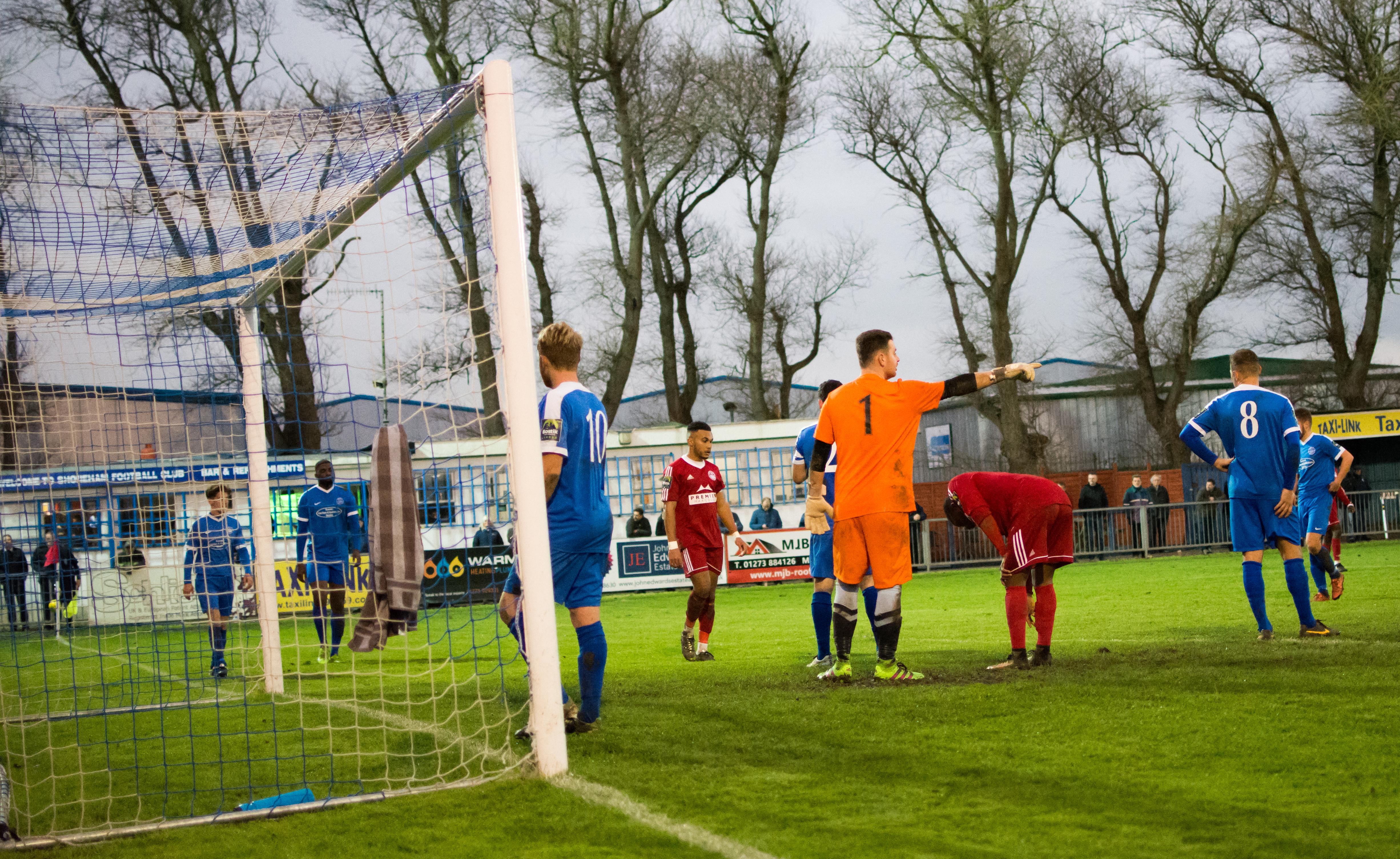 Shoreham FC vs Hythe Town 11.11.17 80