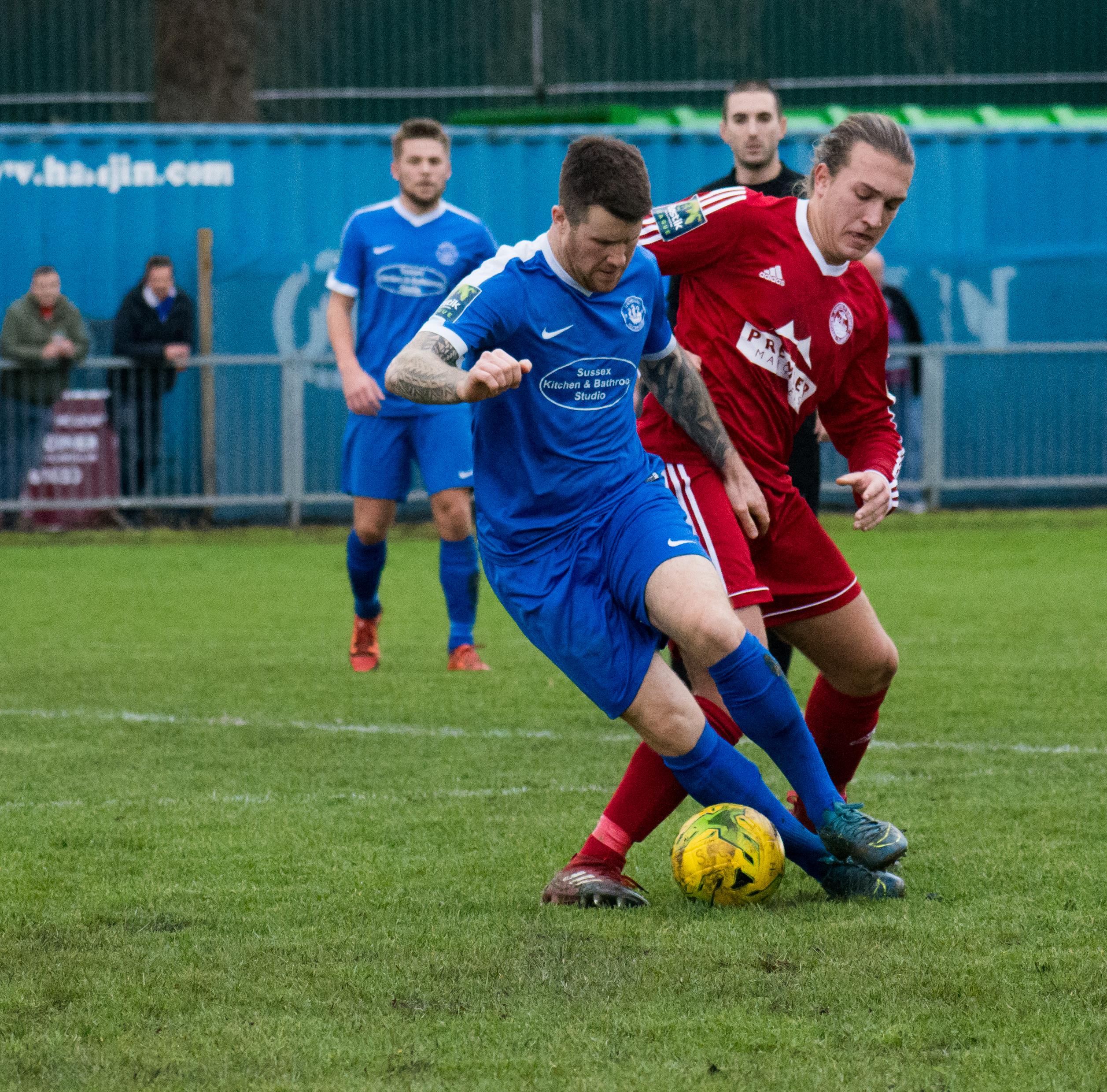 Shoreham FC vs Hythe Town 11.11.17 48