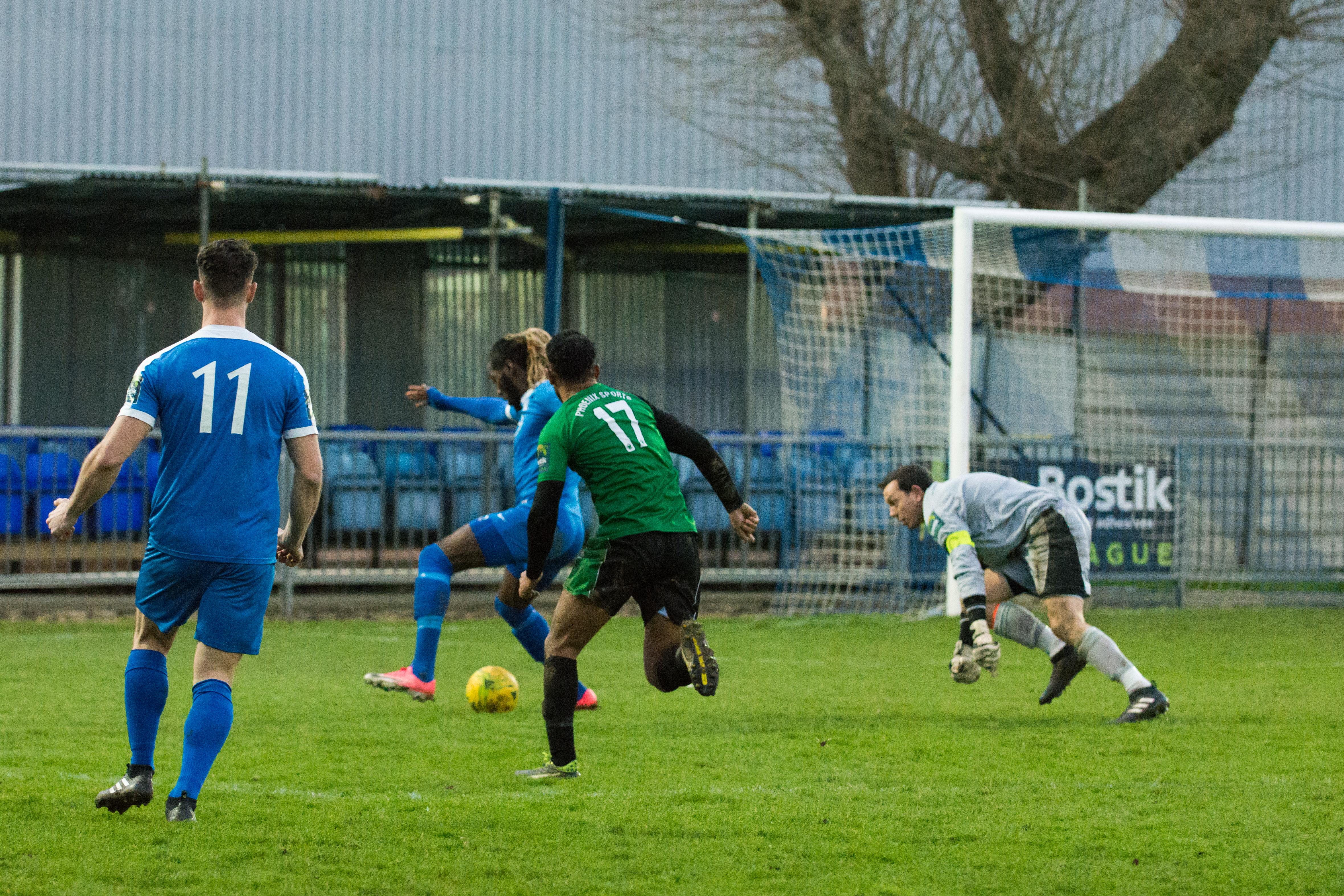 Shoreham FC vs Phoenix Sports 13.01.18 40
