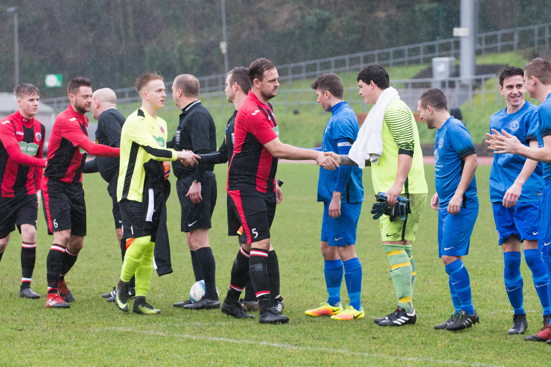 AFC Varndeanians vs Midhurst and Easebourne 27.01.18 22