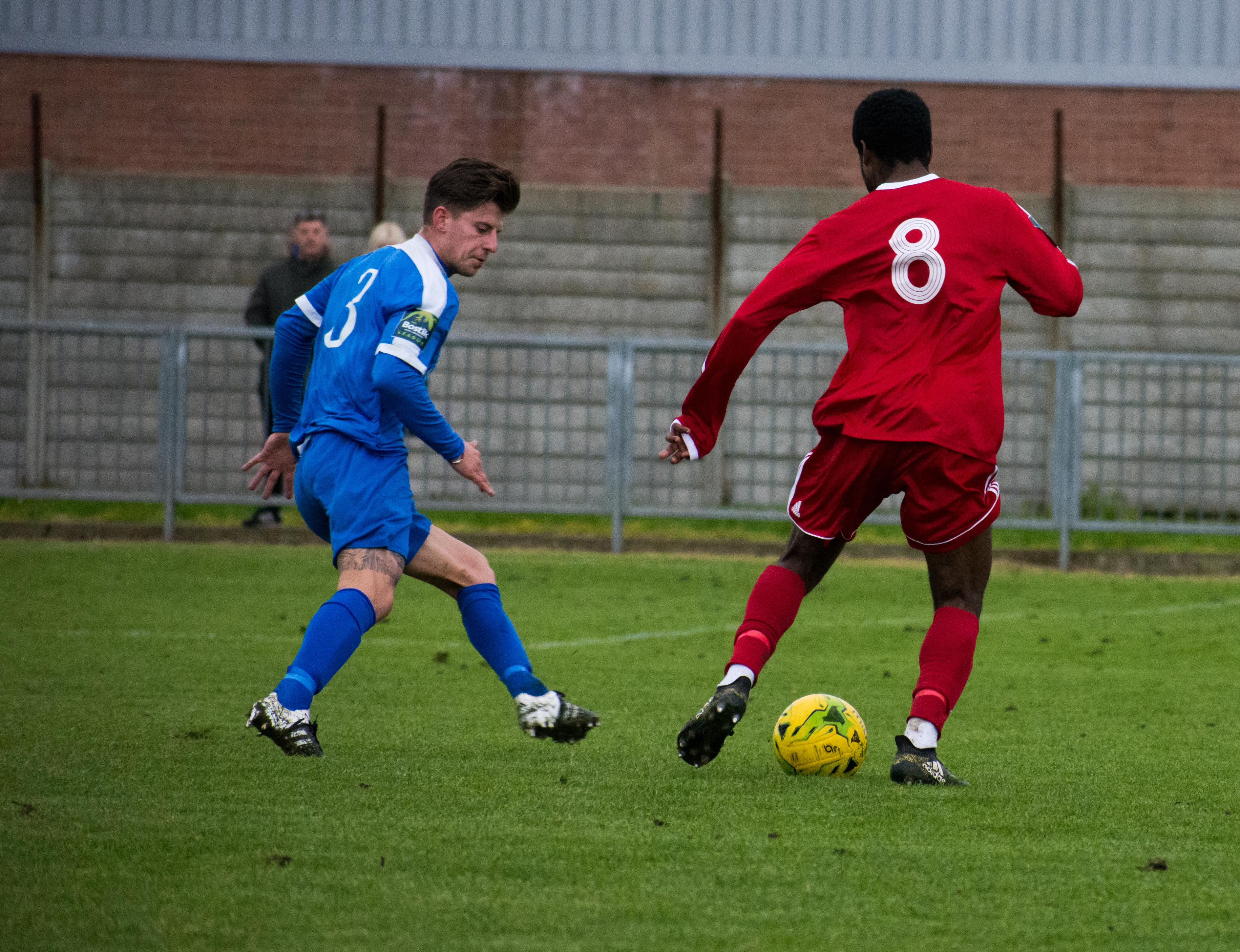 Shoreham FC vs Hythe Town 11.11.17 35