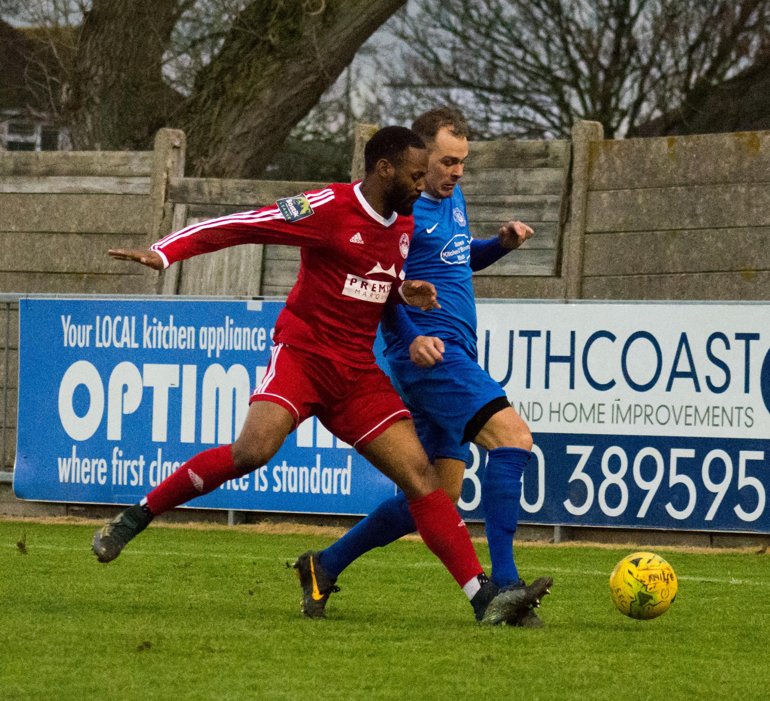 Shoreham FC vs Hythe Town 11.11.17 62