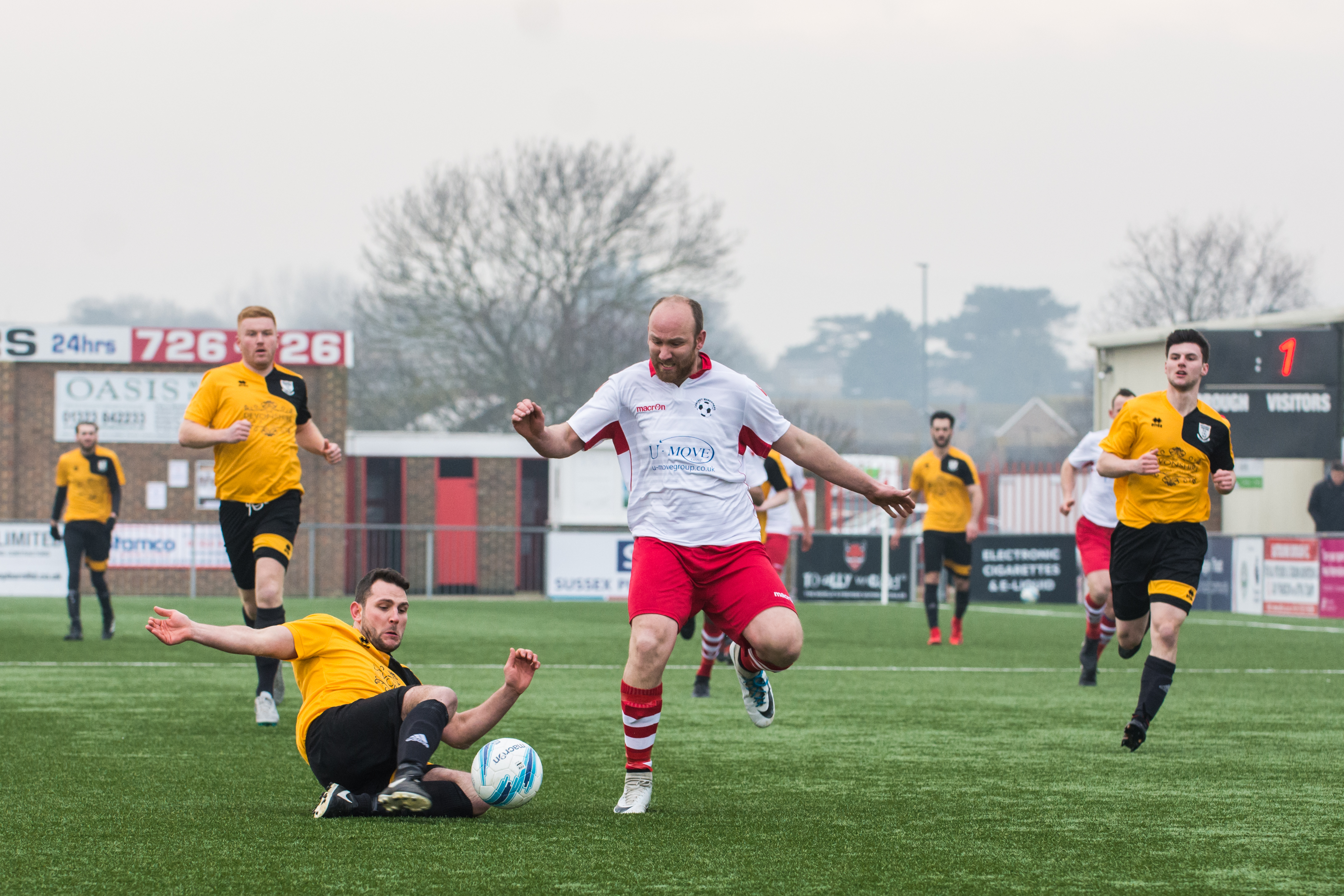DAVID_JEFFERY Langney Wanderers FC vs Bexhill United FC 03.03.18 33