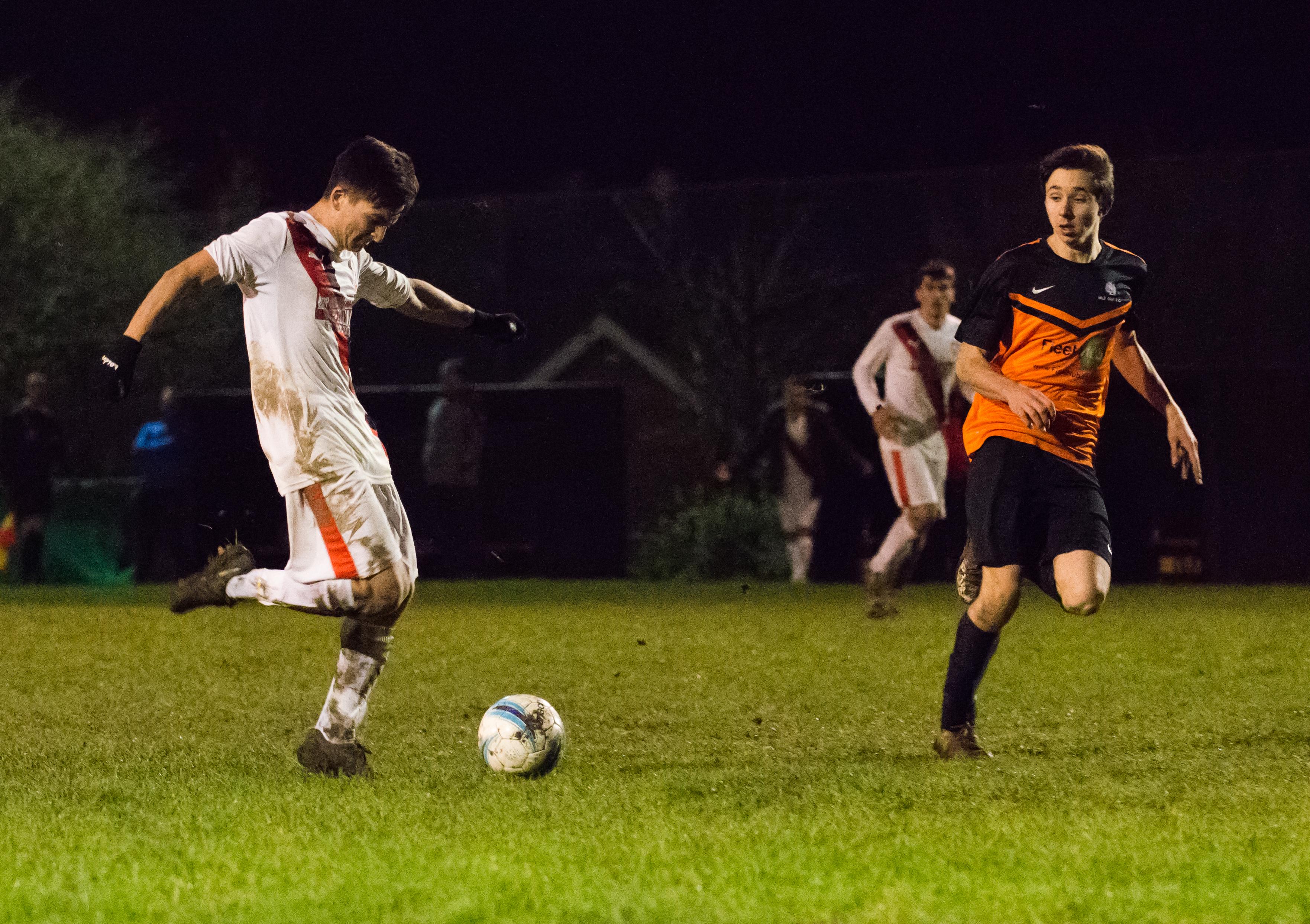 Mile Oak U21s vs Southwick FC U21s 14.12.17 45