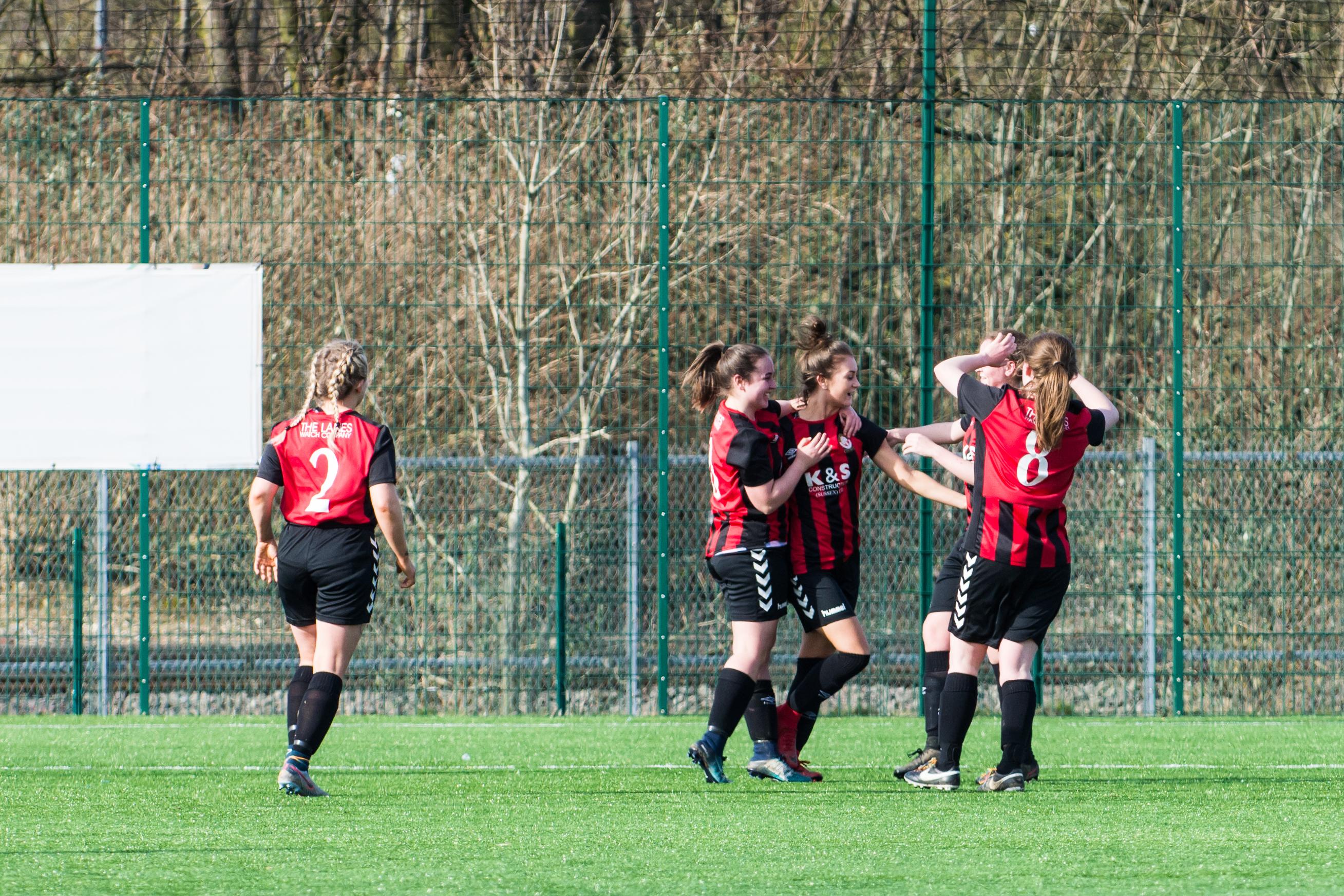 DAVID_JEFFERY Saltdean Utd Ladies FC vs Worthing Utd Ladies FC 11.03.18 30