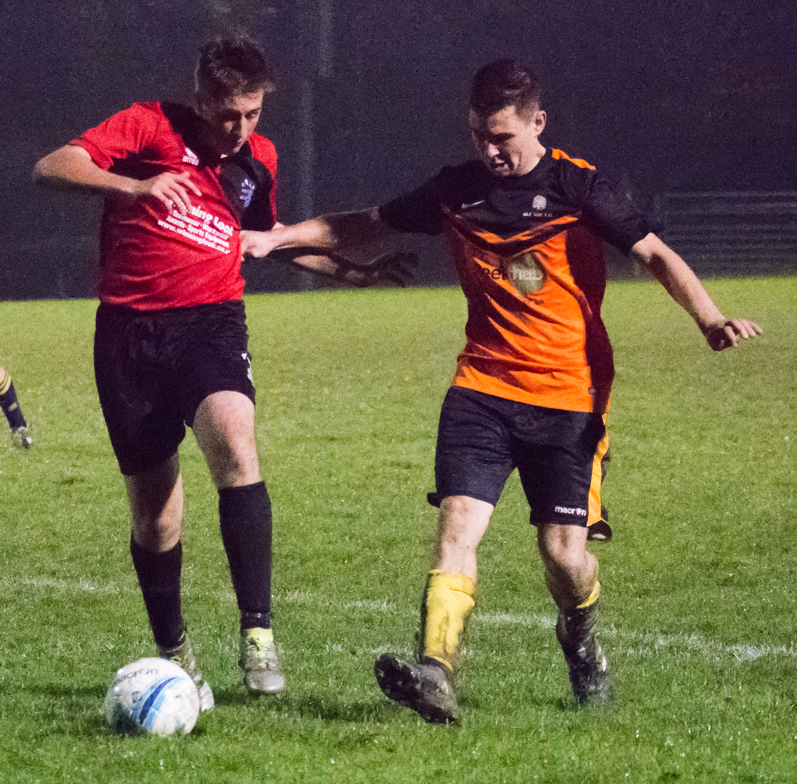 Mile Oak U21s vs Uckfield U21s 02.11.17 14