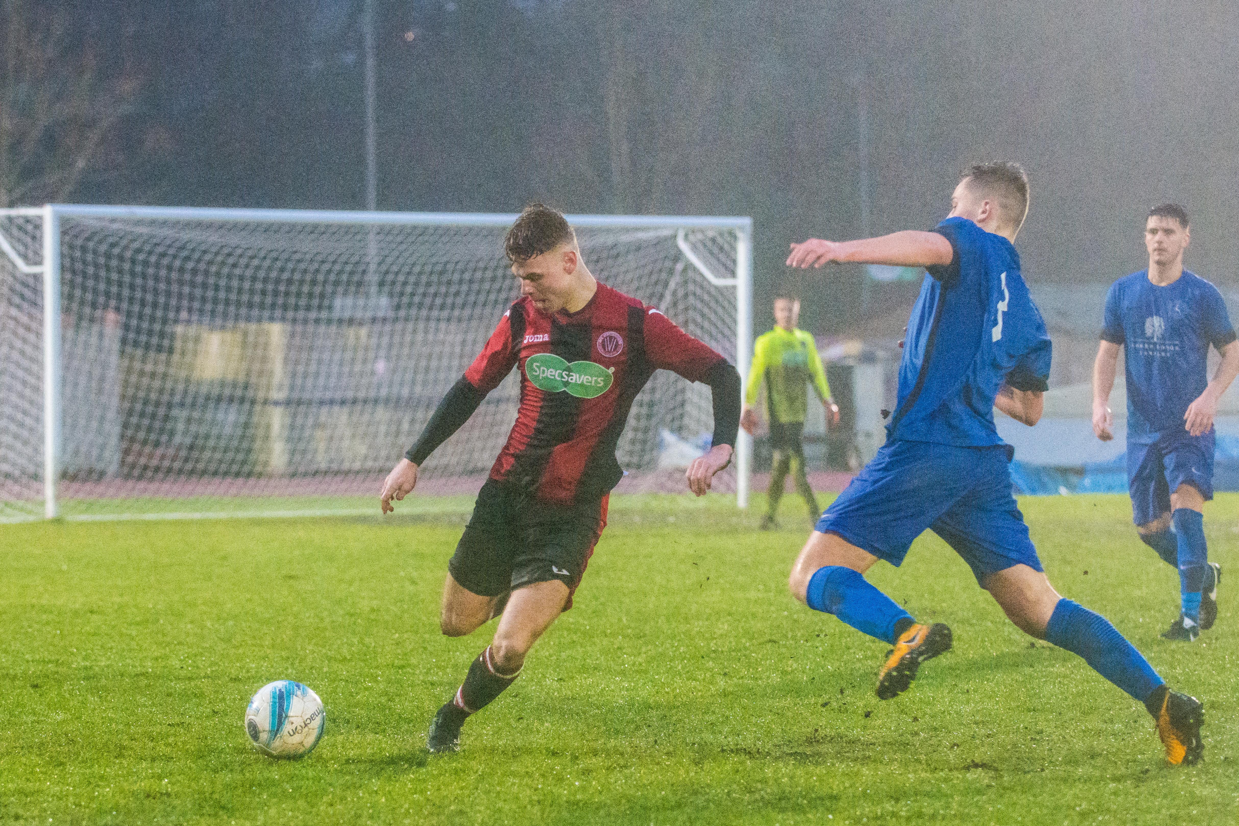 AFC Varndeanians vs Midhurst and Easebourne 27.01.18 68