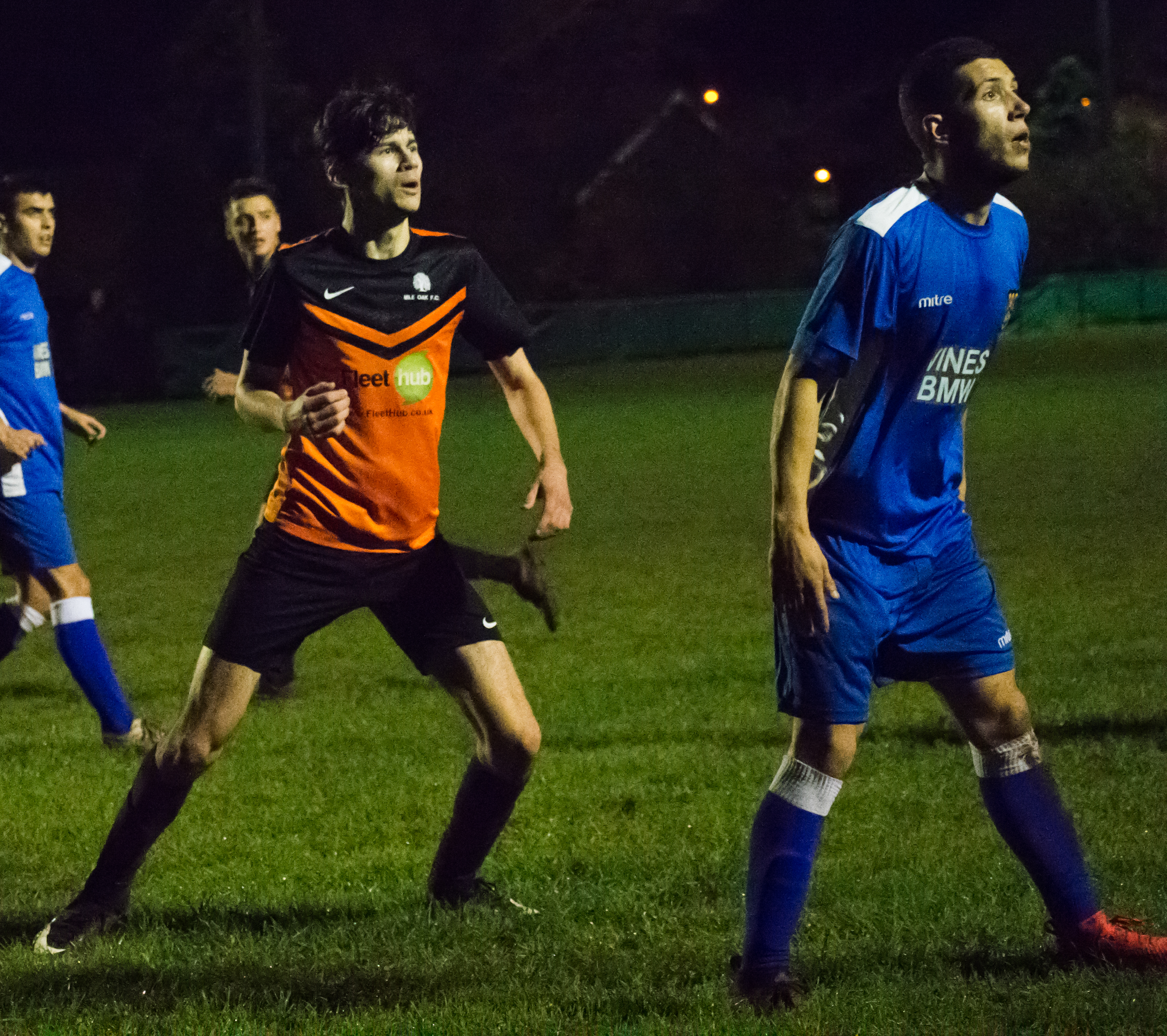 Mile Oak U21s vs Three Bridges U21s 09.11.17 11