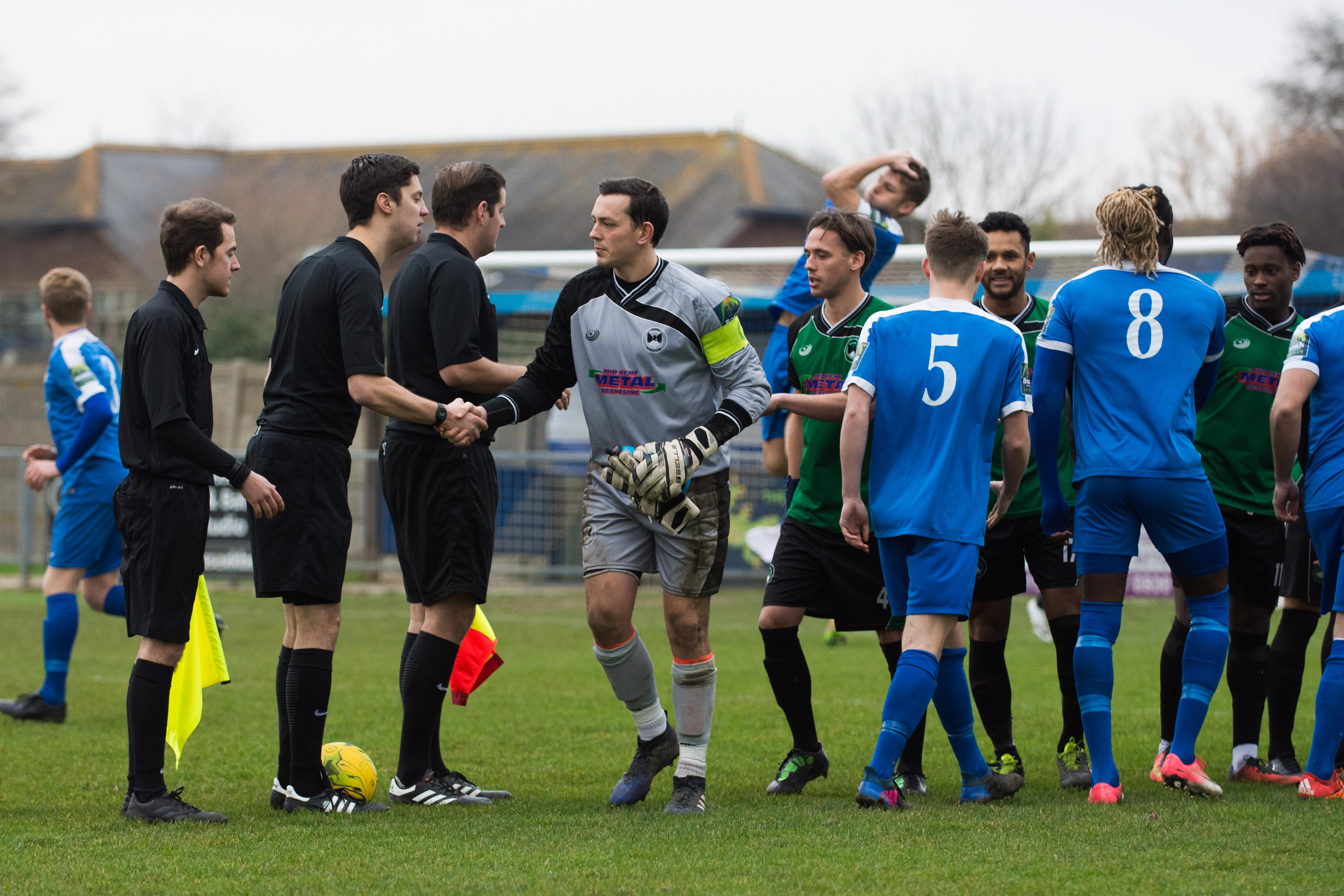 Shoreham FC vs Phoenix Sports 13.01.18 15