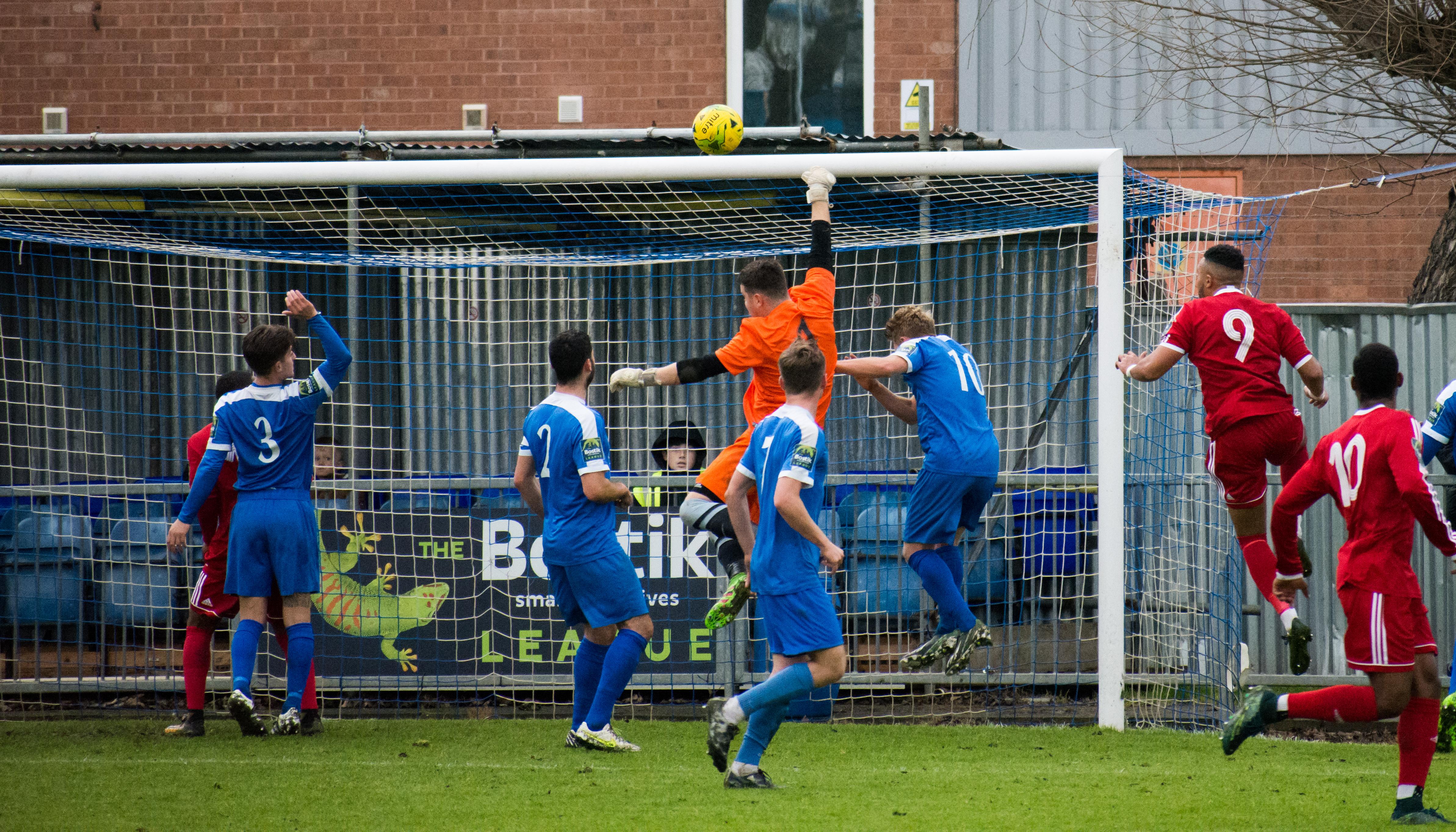 Shoreham FC vs Hythe Town 11.11.17 41