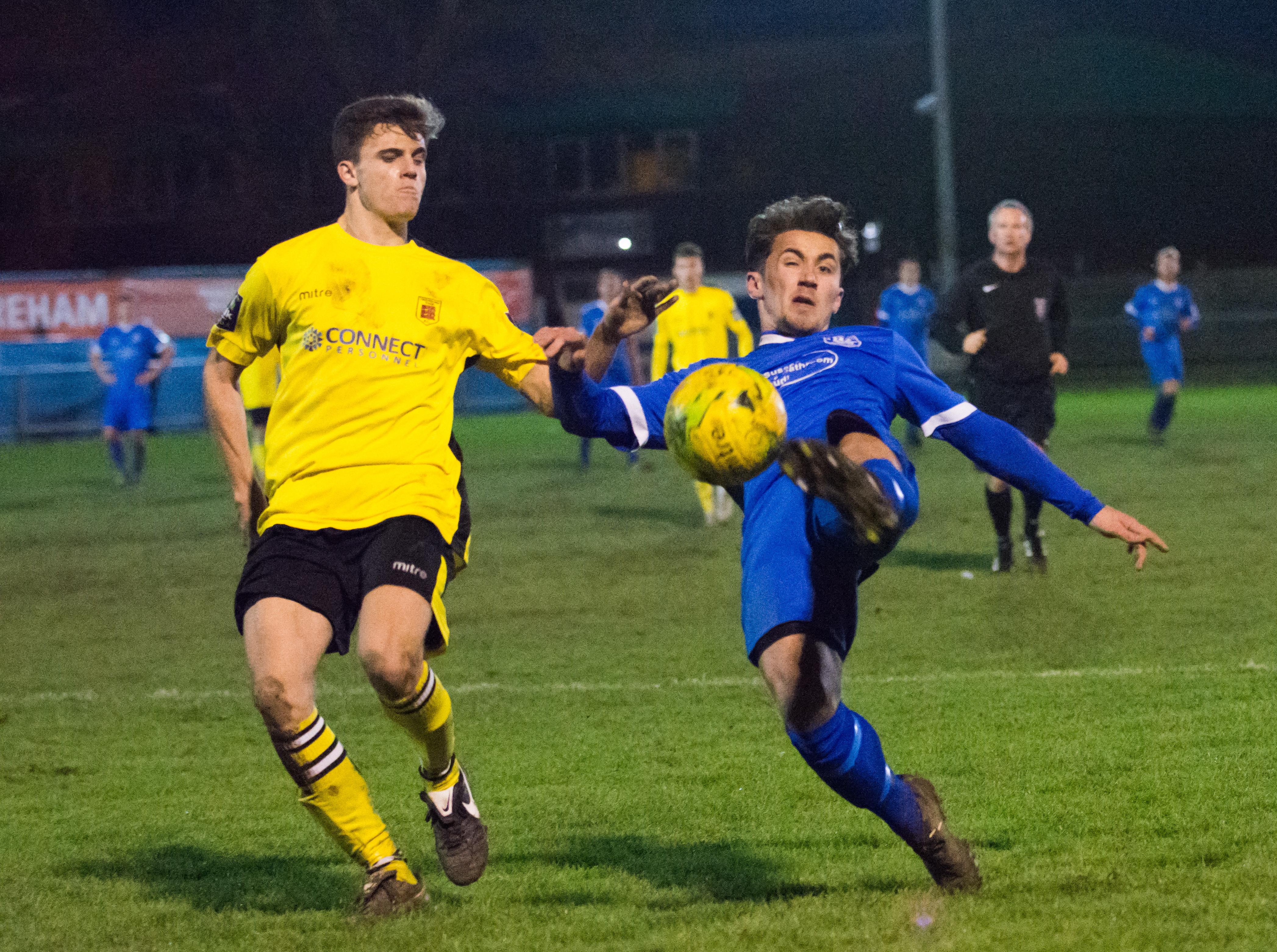 Shoreham FC vs Faversham Town 16.12.17 60