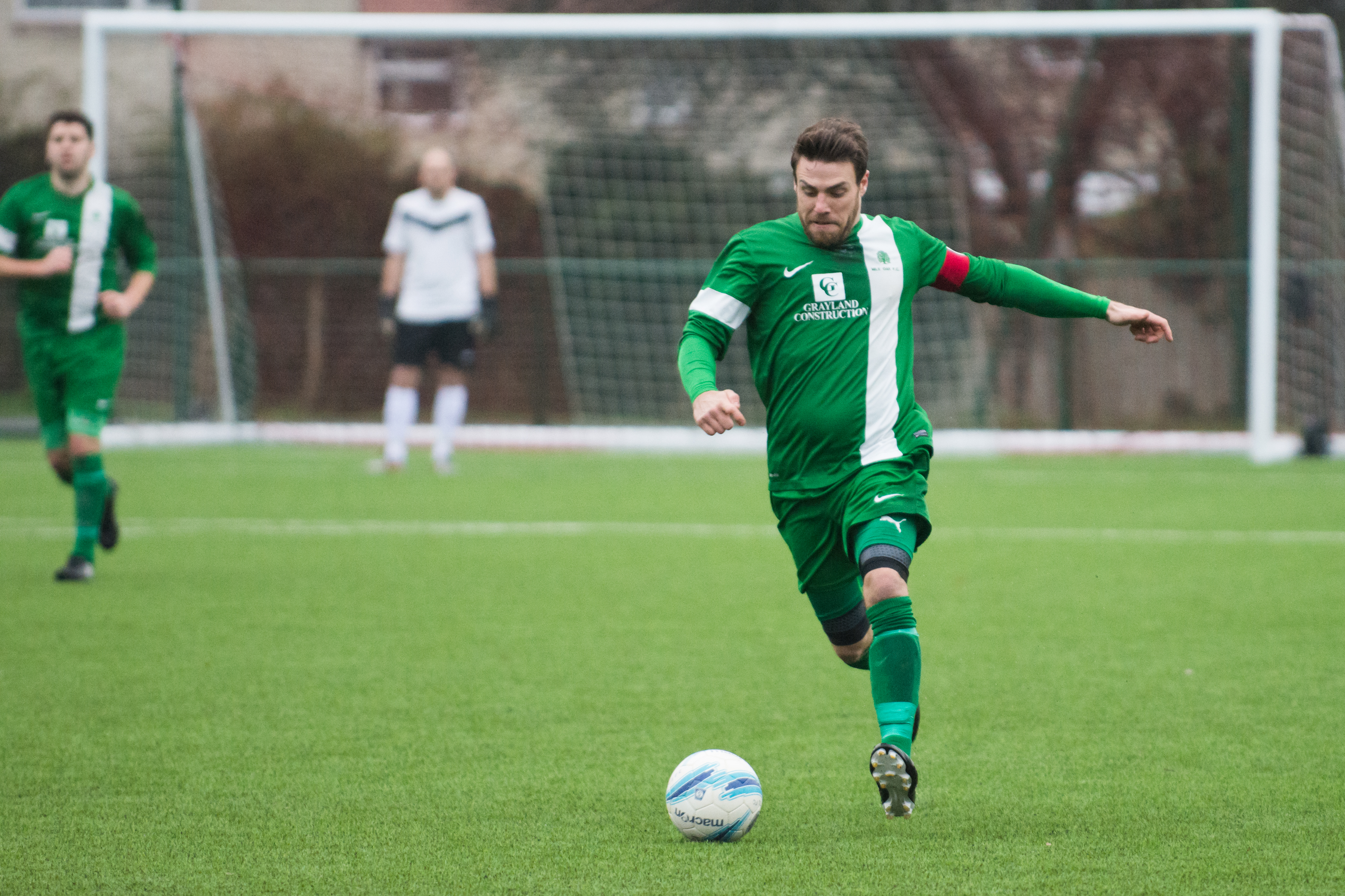 Lingfield FC vs Mile Oak FC 20.01.18 08