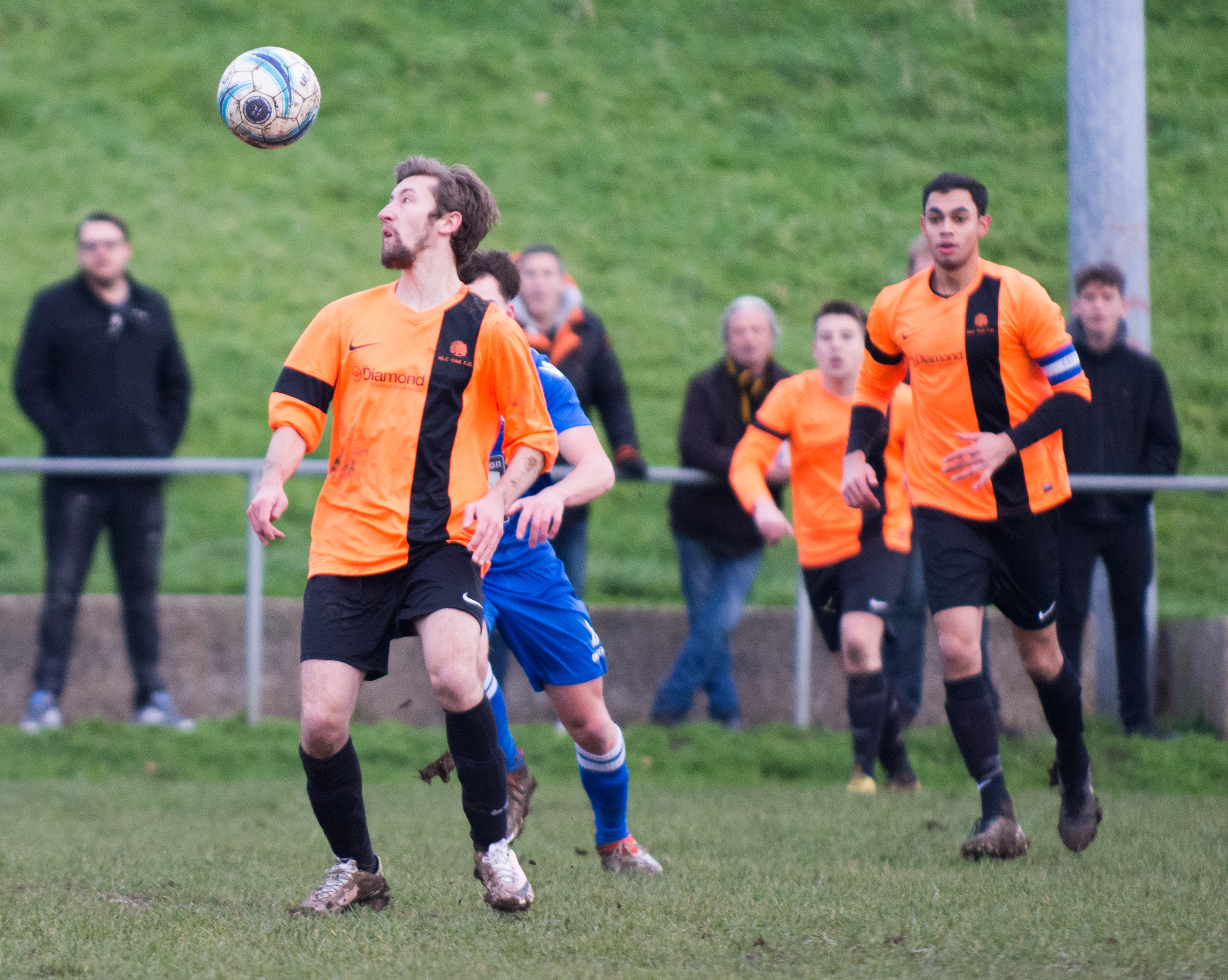 Mile Oak Res vs Sidley United 09.12.17 12