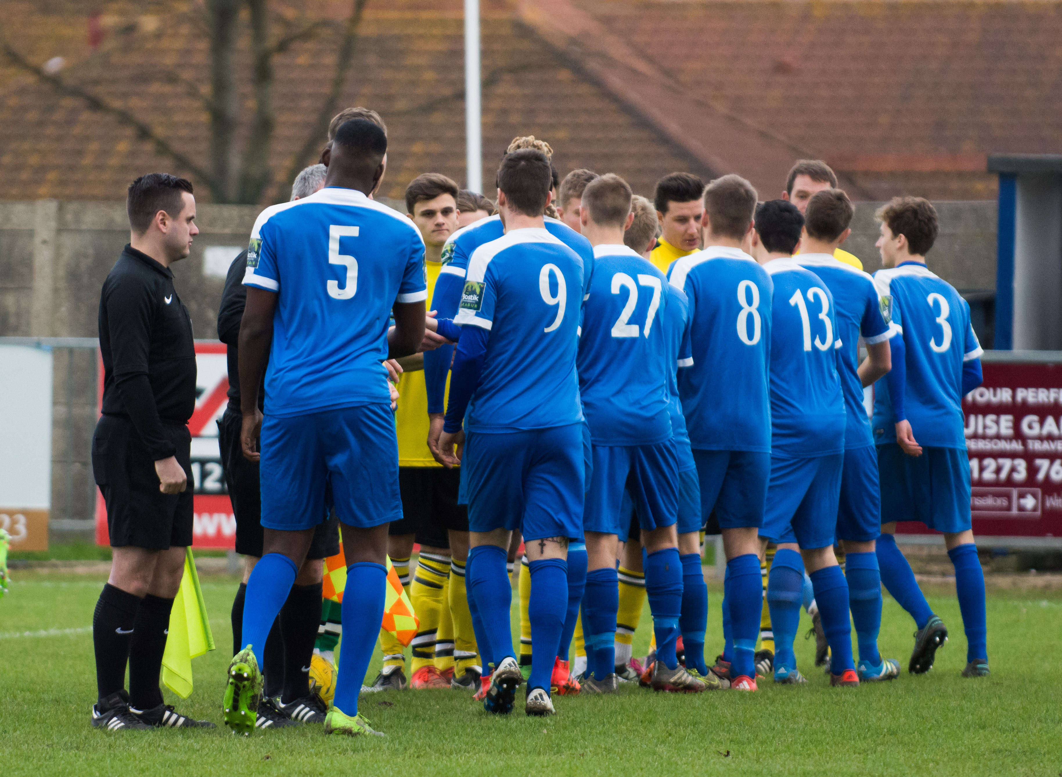 Shoreham FC vs Faversham Town 16.12.17 23