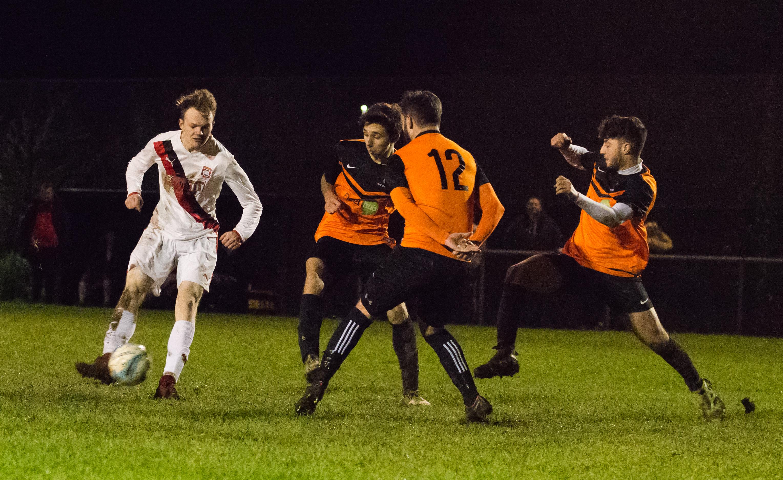 Mile Oak U21s vs Southwick FC U21s 14.12.17 25