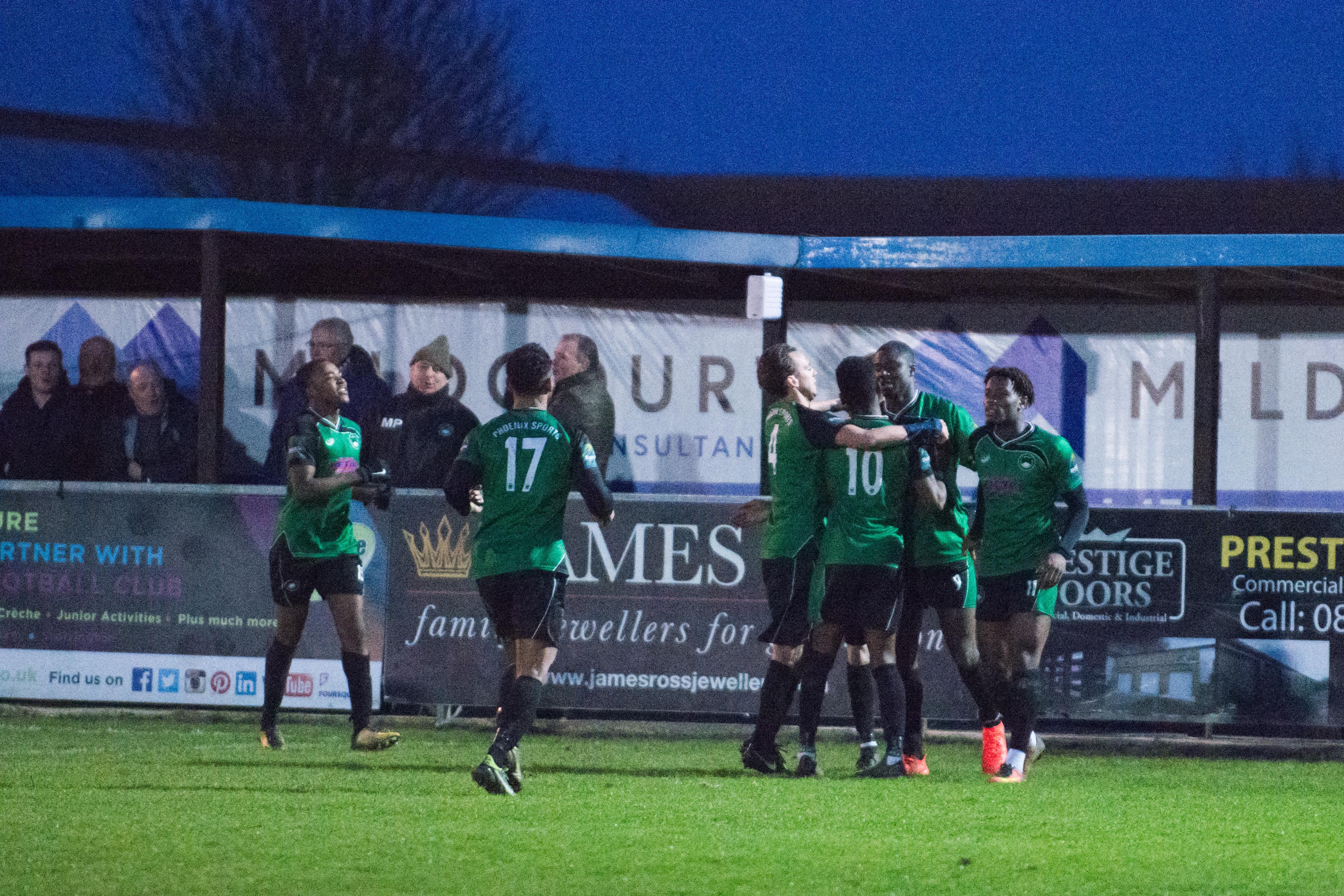 Shoreham FC vs Phoenix Sports 13.01.18 50