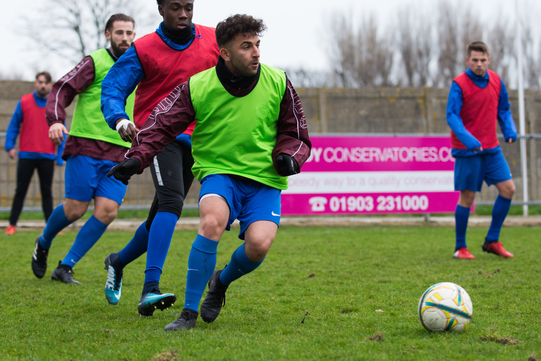 Shoreham FC vs Phoenix Sports 13.01.18 03