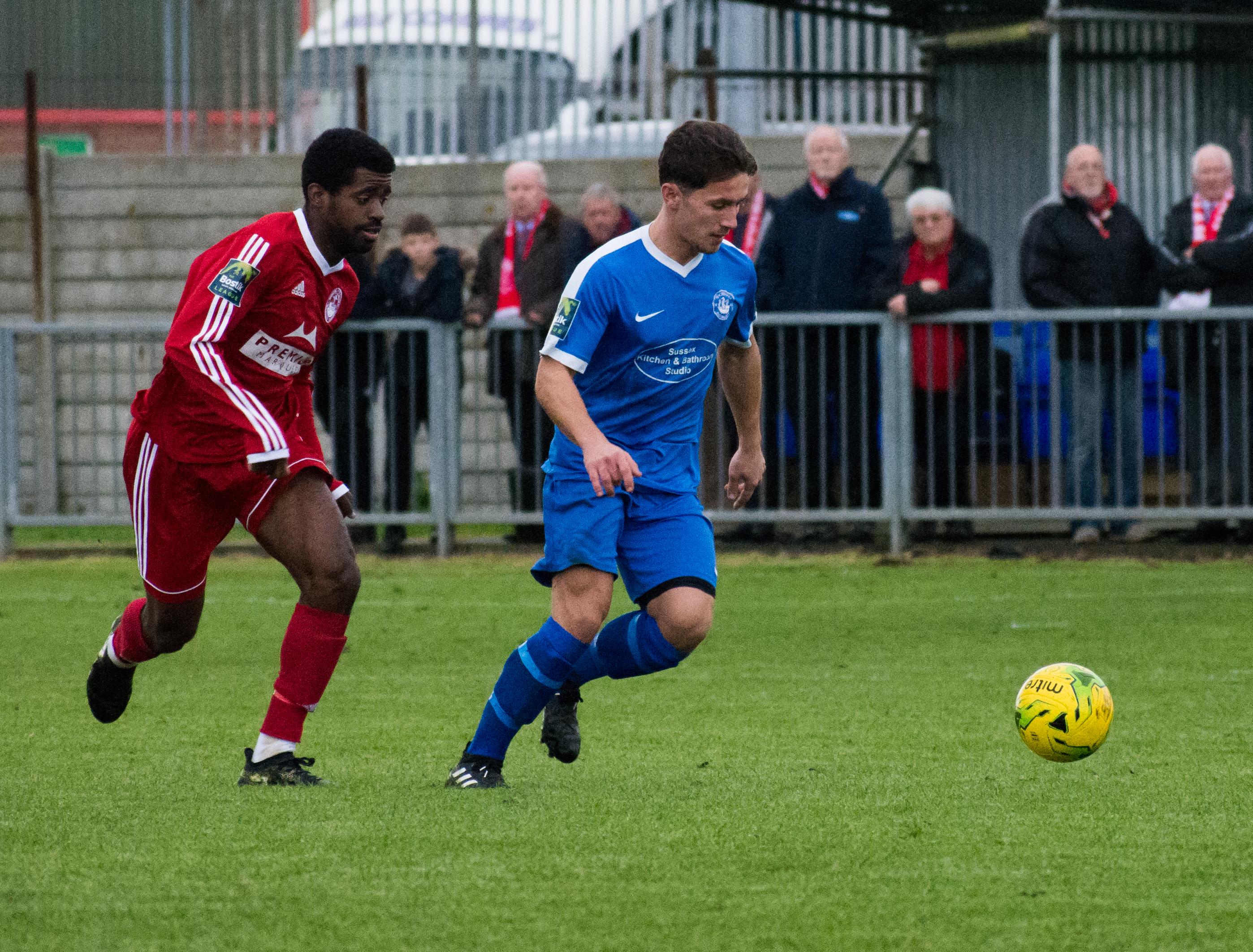 Shoreham FC vs Hythe Town 11.11.17 31