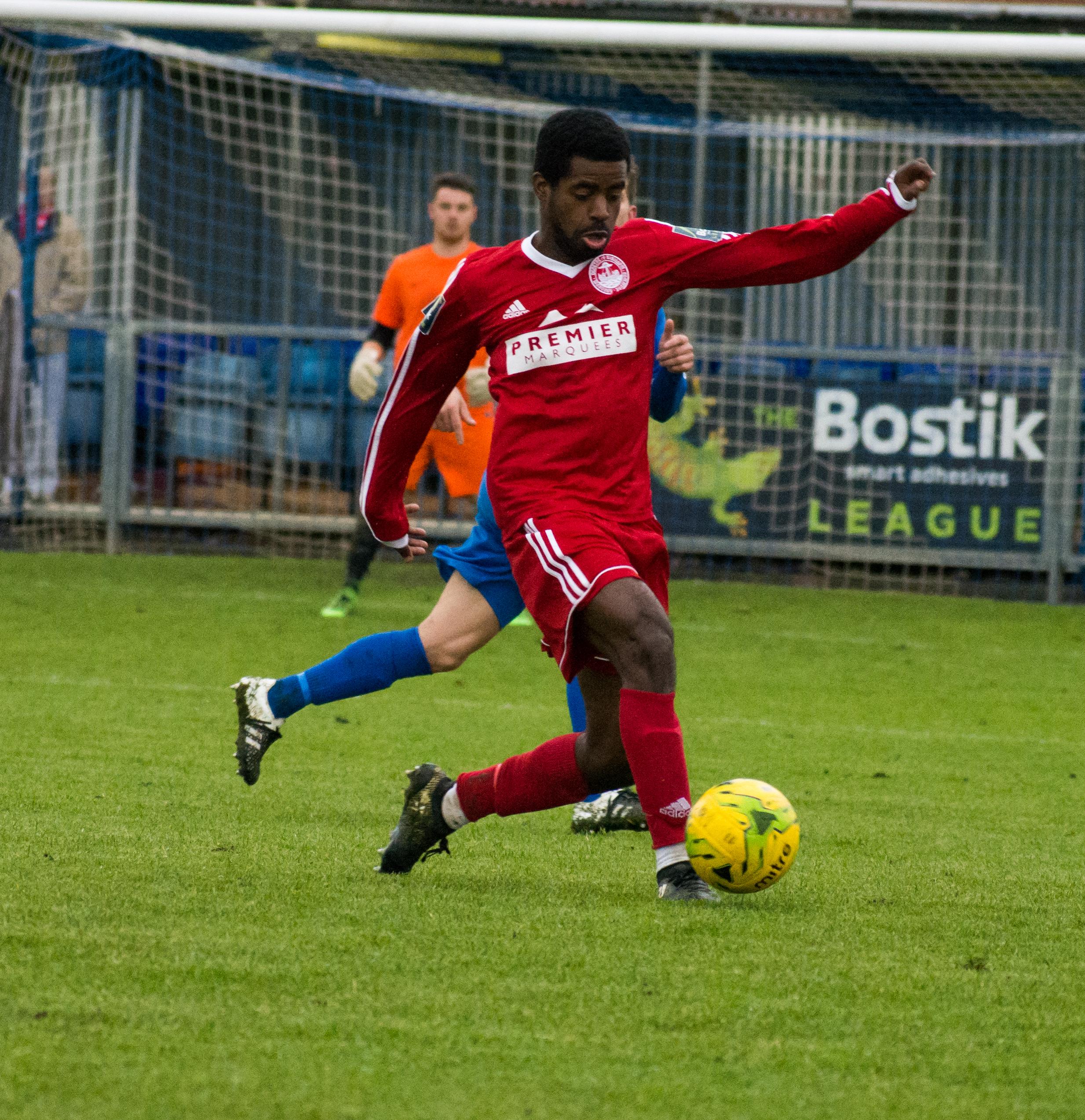 Shoreham FC vs Hythe Town 11.11.17 44