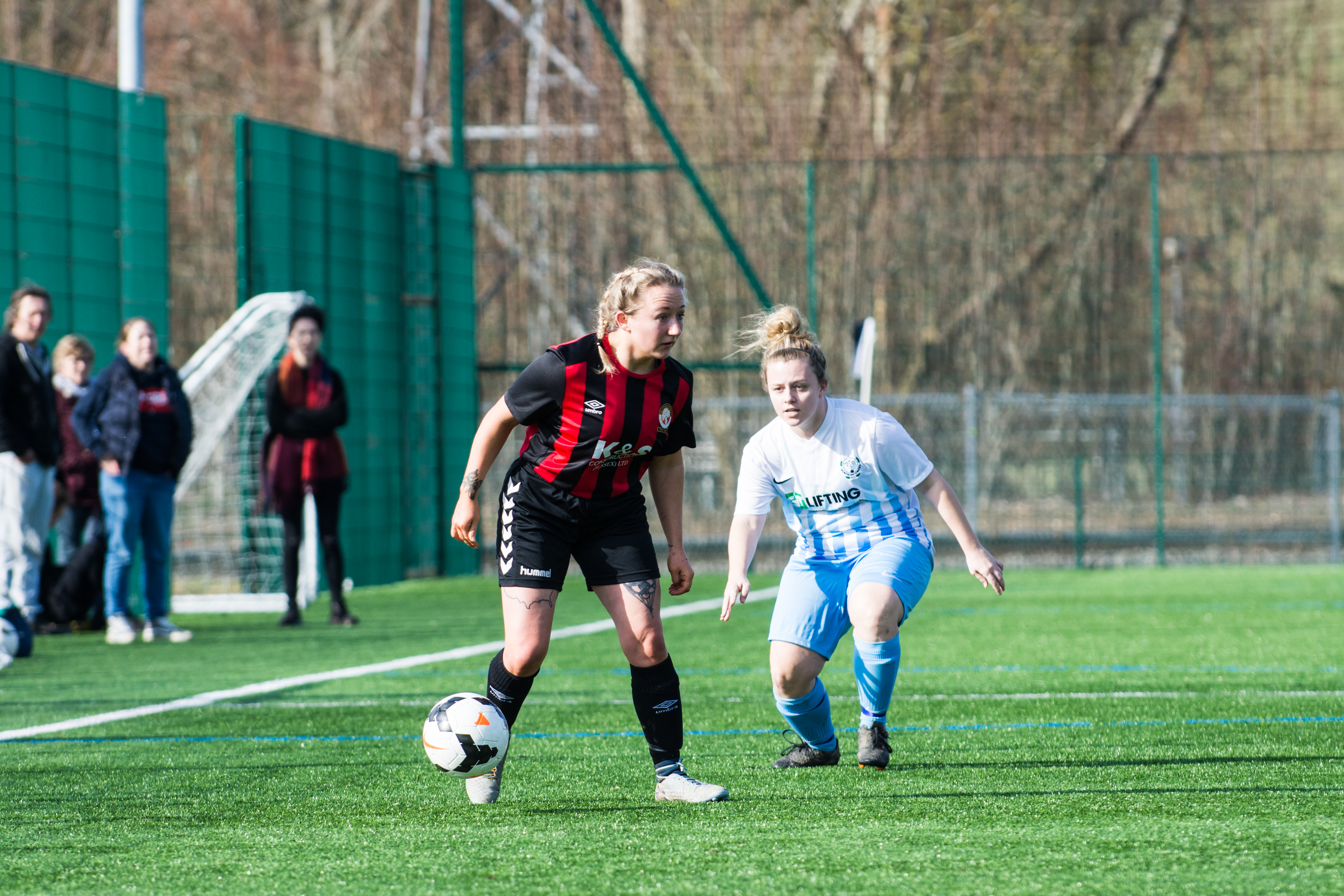 DAVID_JEFFERY Saltdean Utd Ladies FC vs Worthing Utd Ladies FC 11.03.18 18