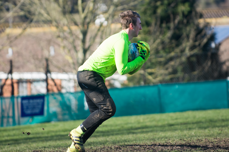 Mile Oak FC U18s vs Newhaven FC U18s 04.02.18 10