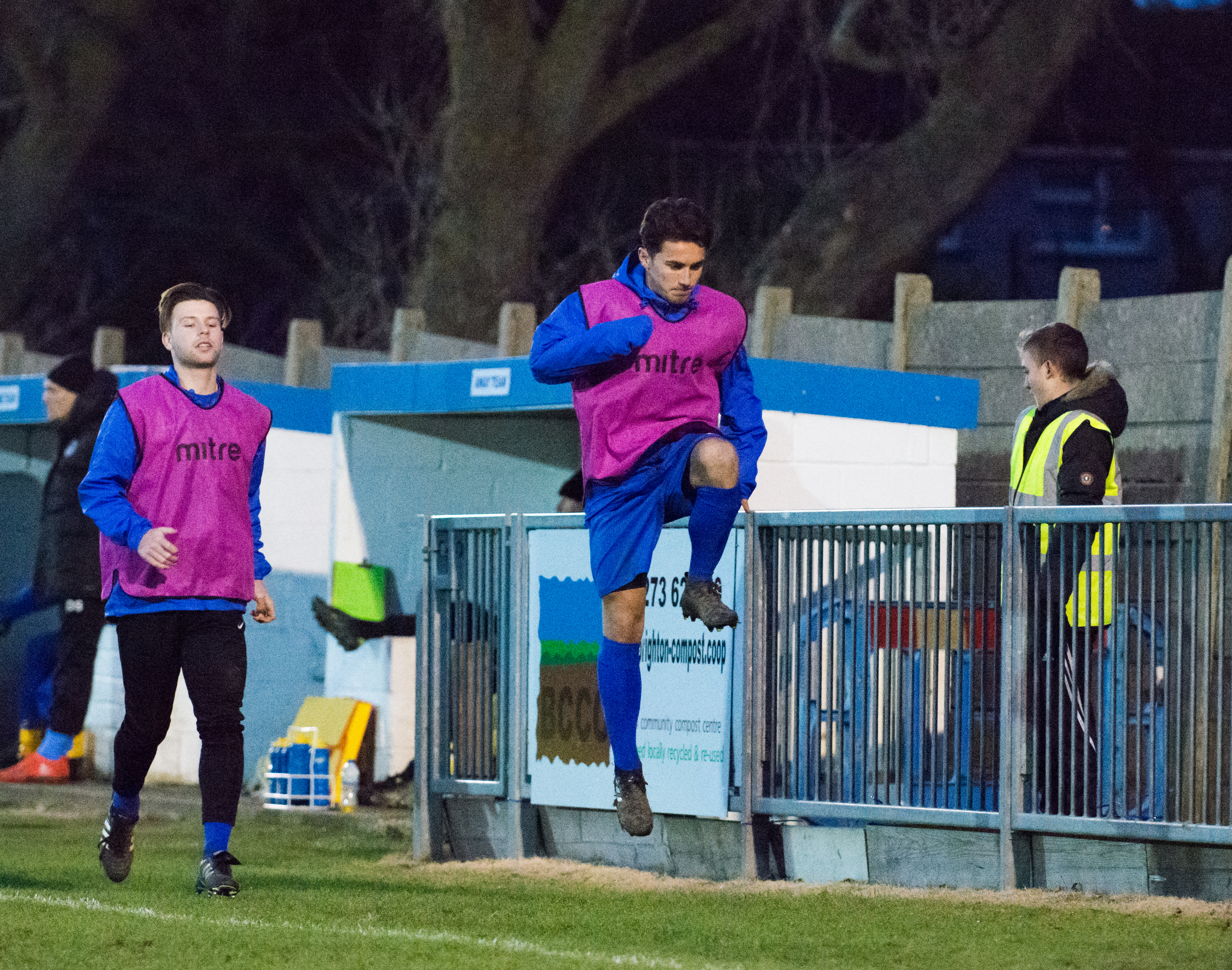 Shoreham FC vs Faversham Town 16.12.17 55