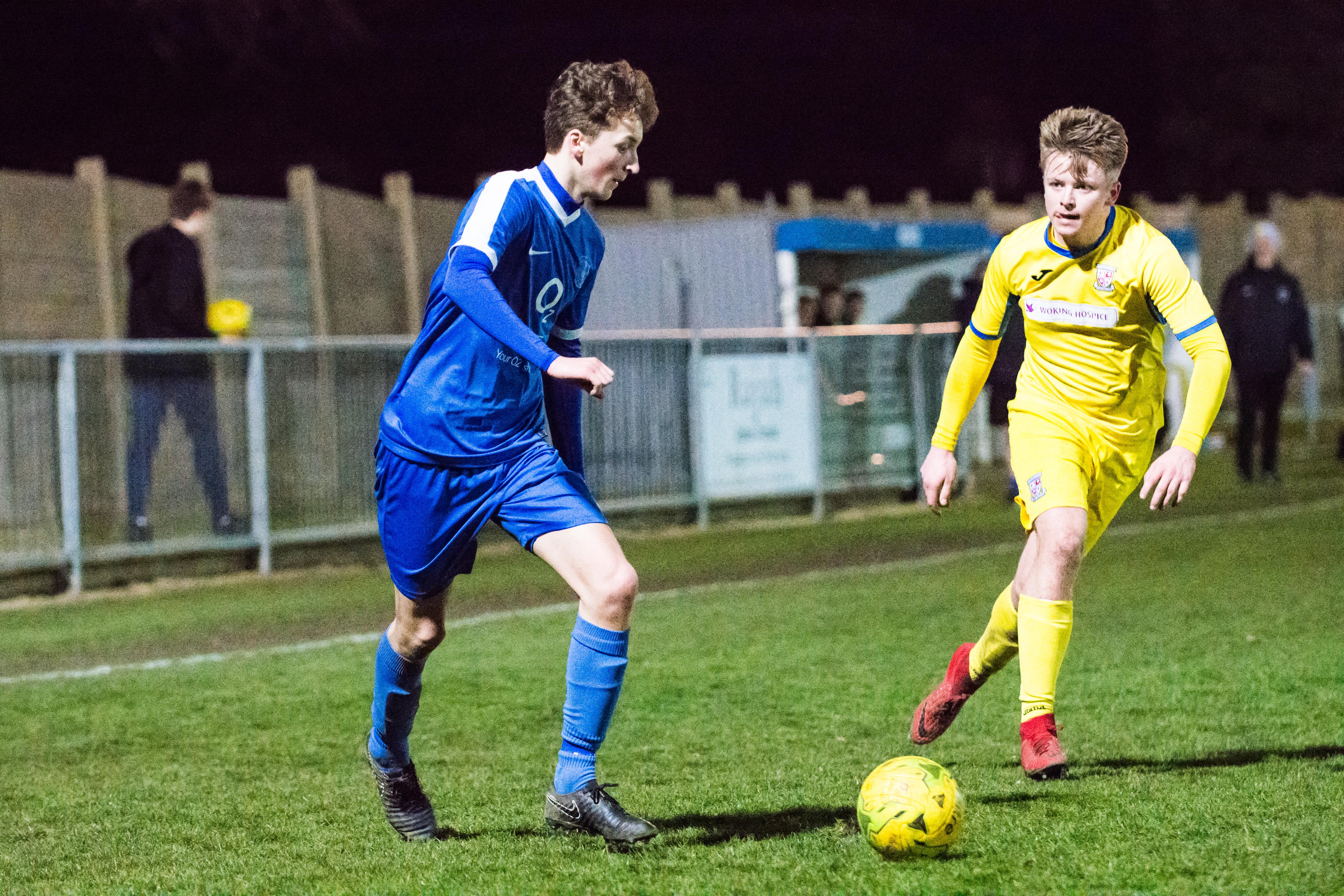 DAVID_JEFFERY Shoreham FC U18s vs Woking FC Academy 22.03.18 82