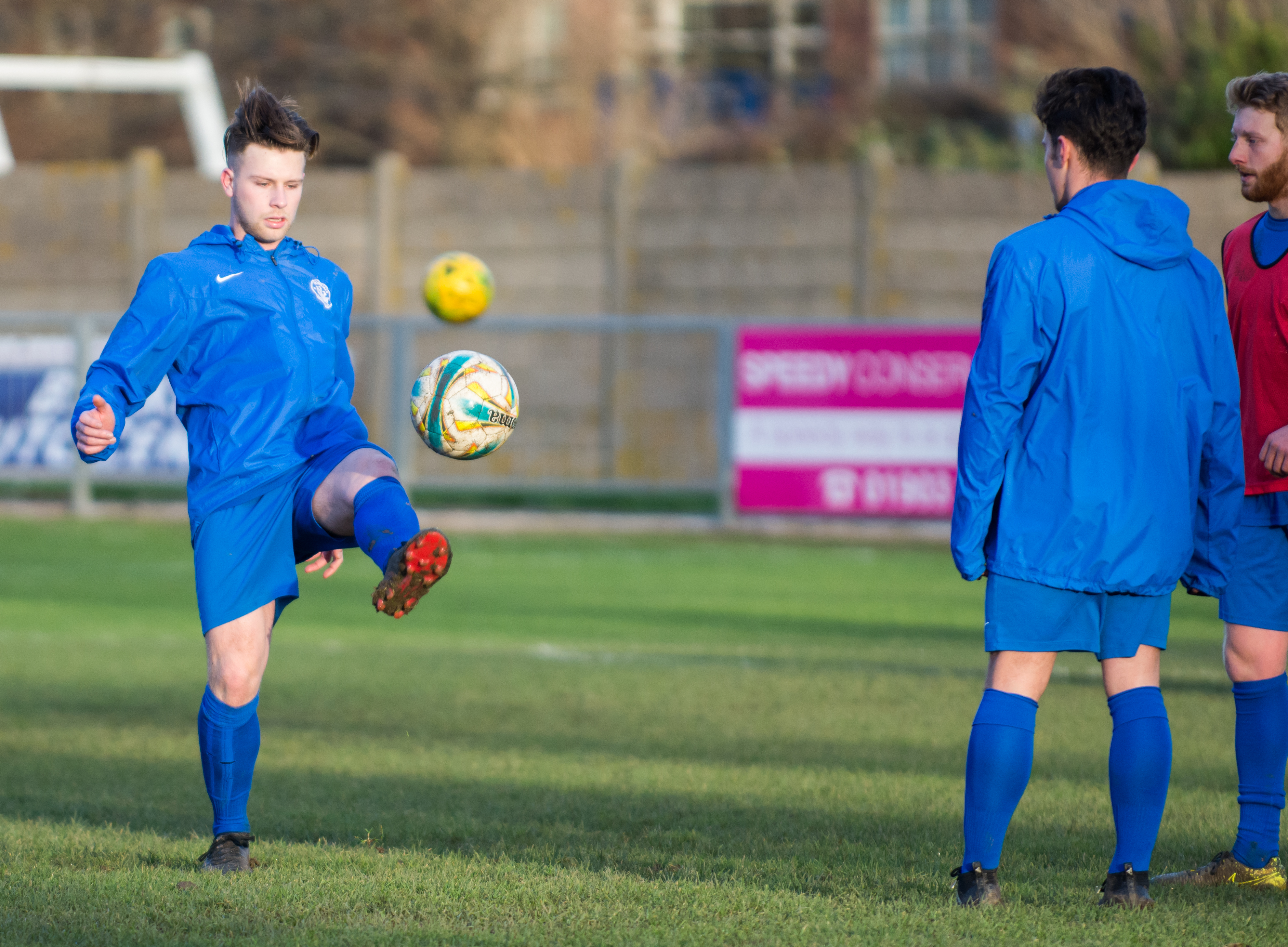 Shoreham FC vs Faversham Town 16.12.17 17